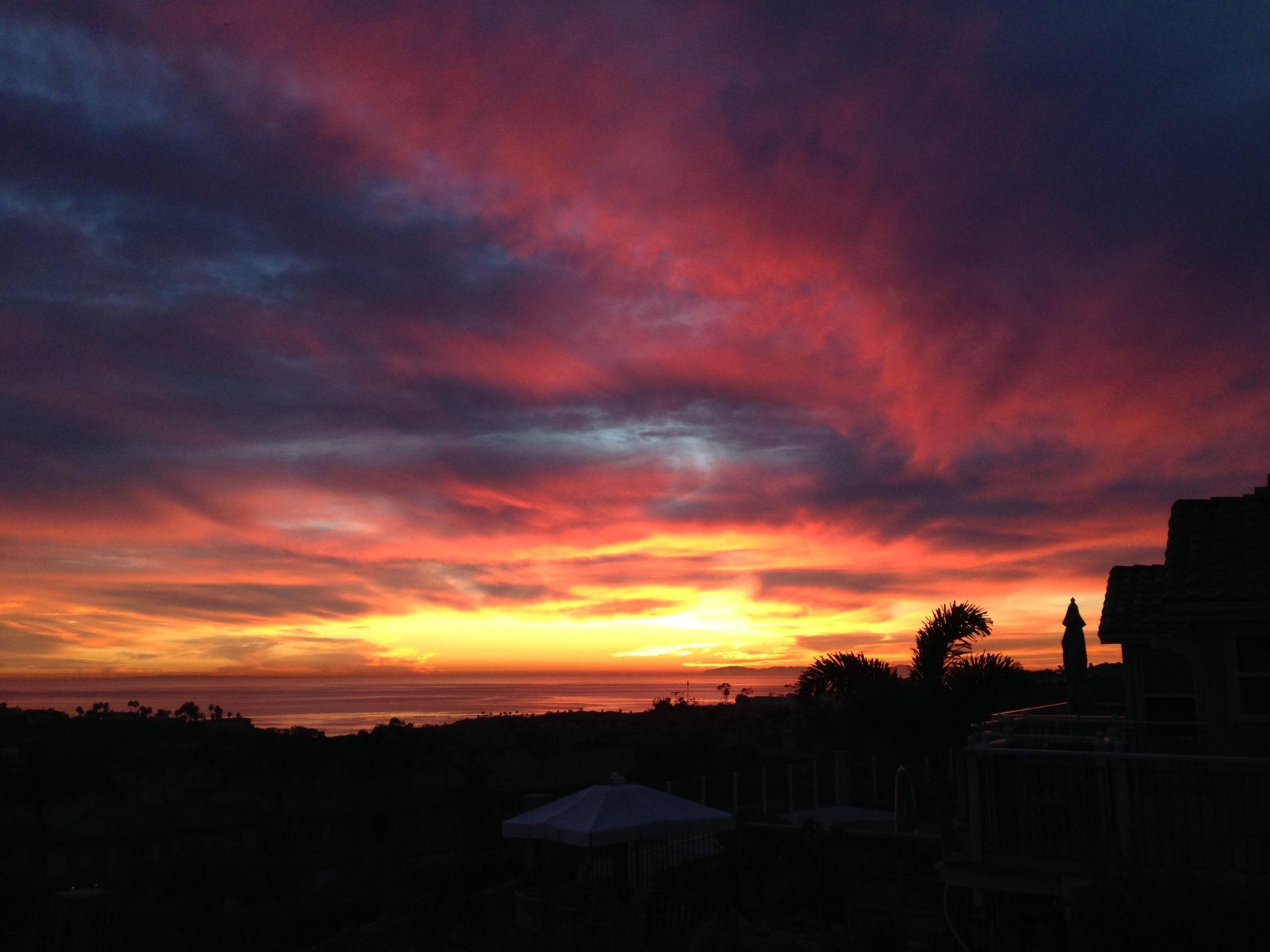 Amazing Coastal Sunsets