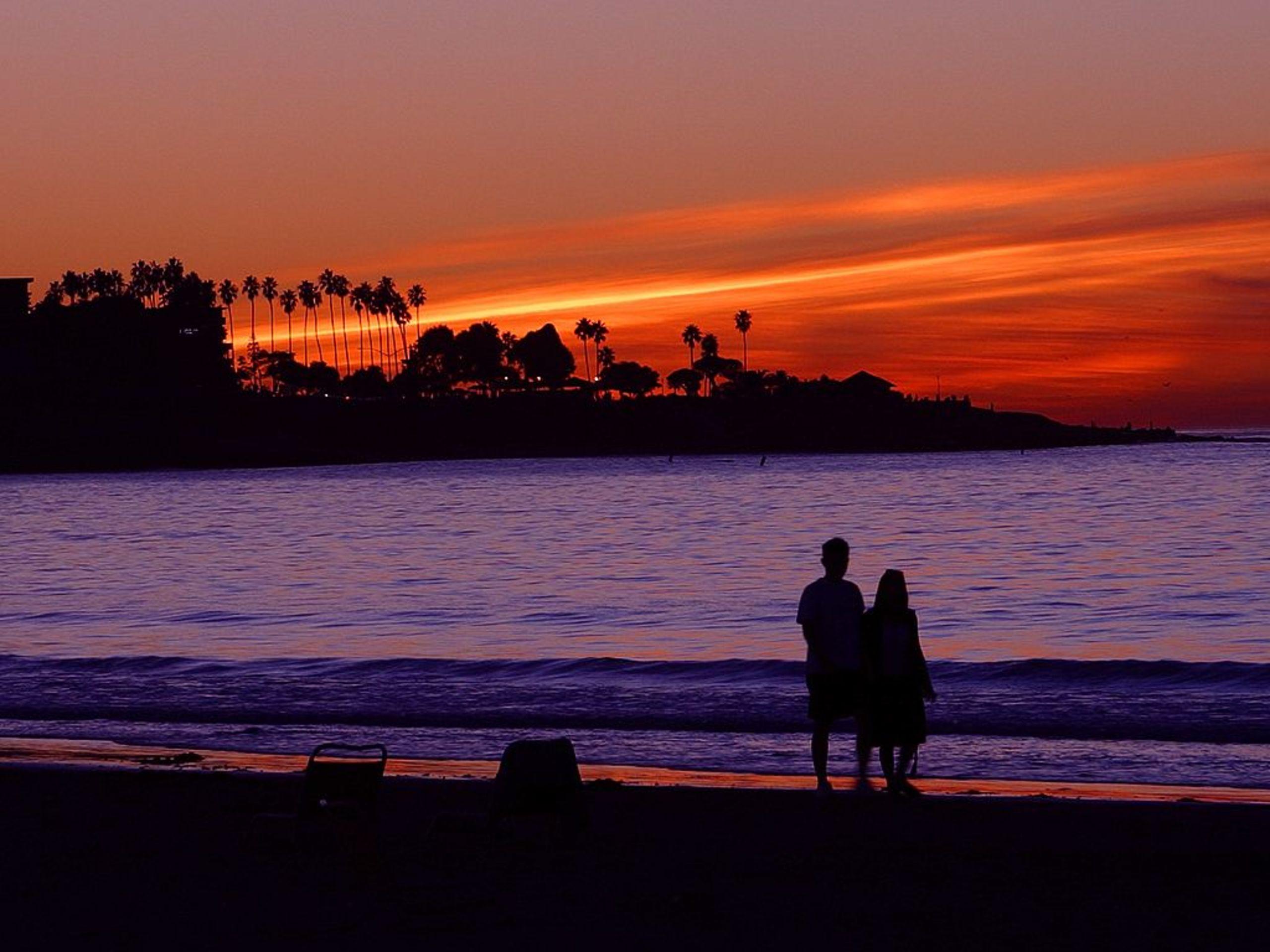 Romantic Evenings On The Coast
