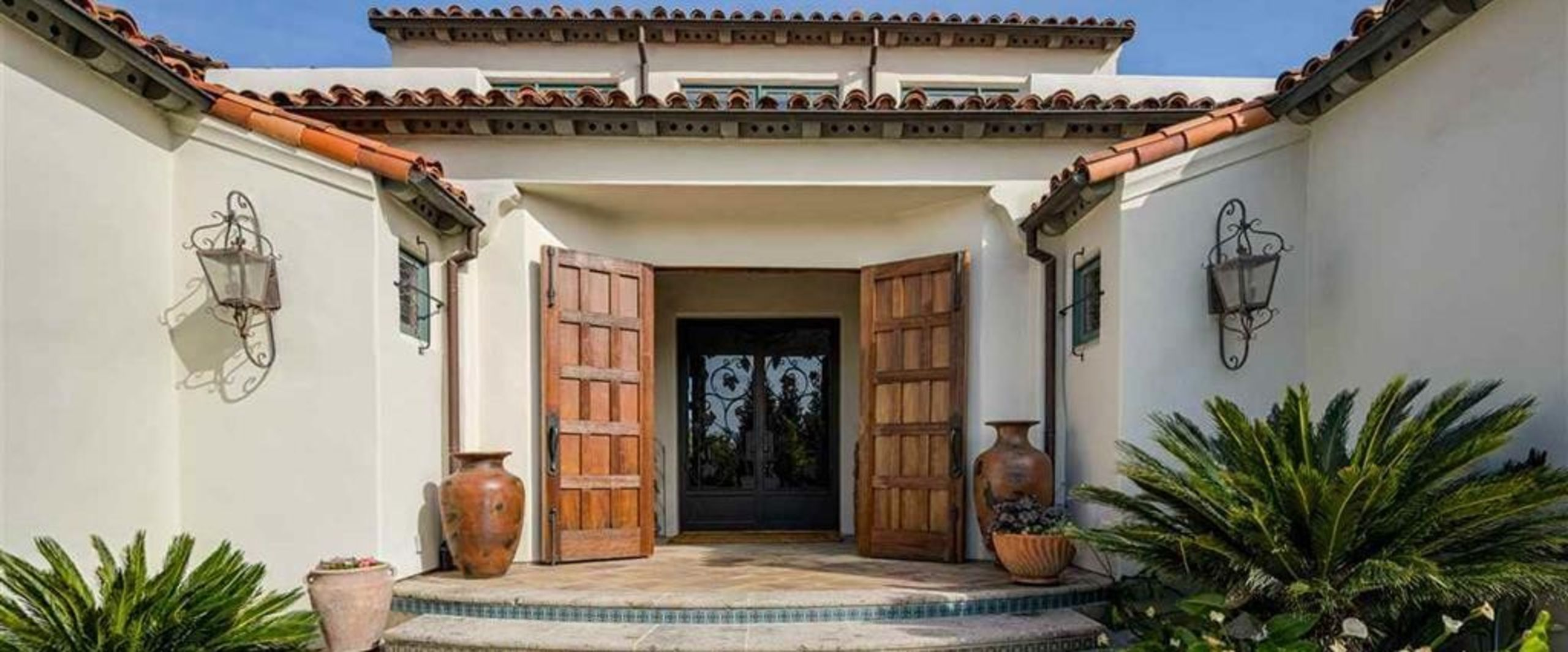 Pleasanton Authentic Spanish Mission Style Home