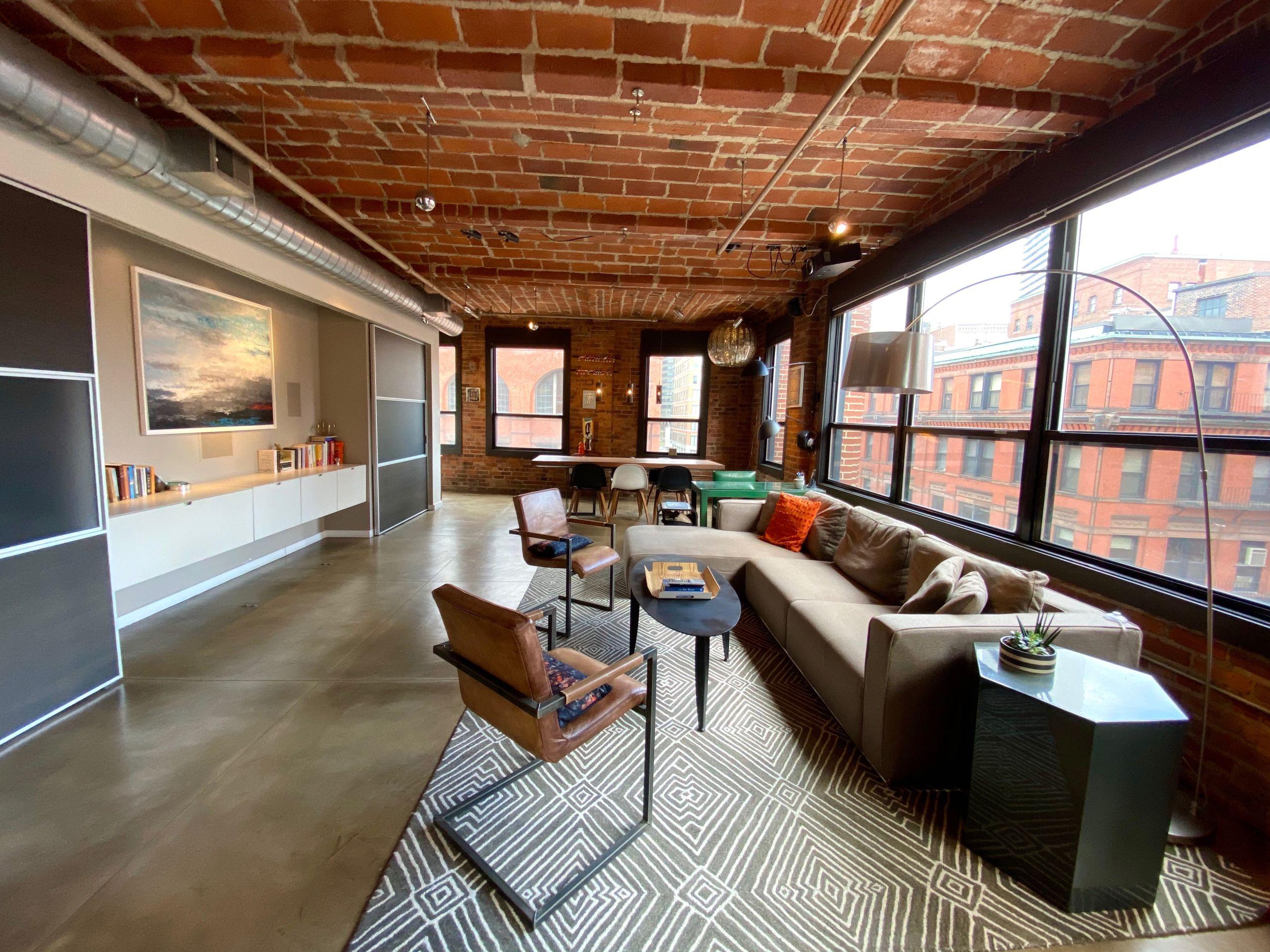 121 Beach Street, Unit 501 Leather District Boston MA 02111