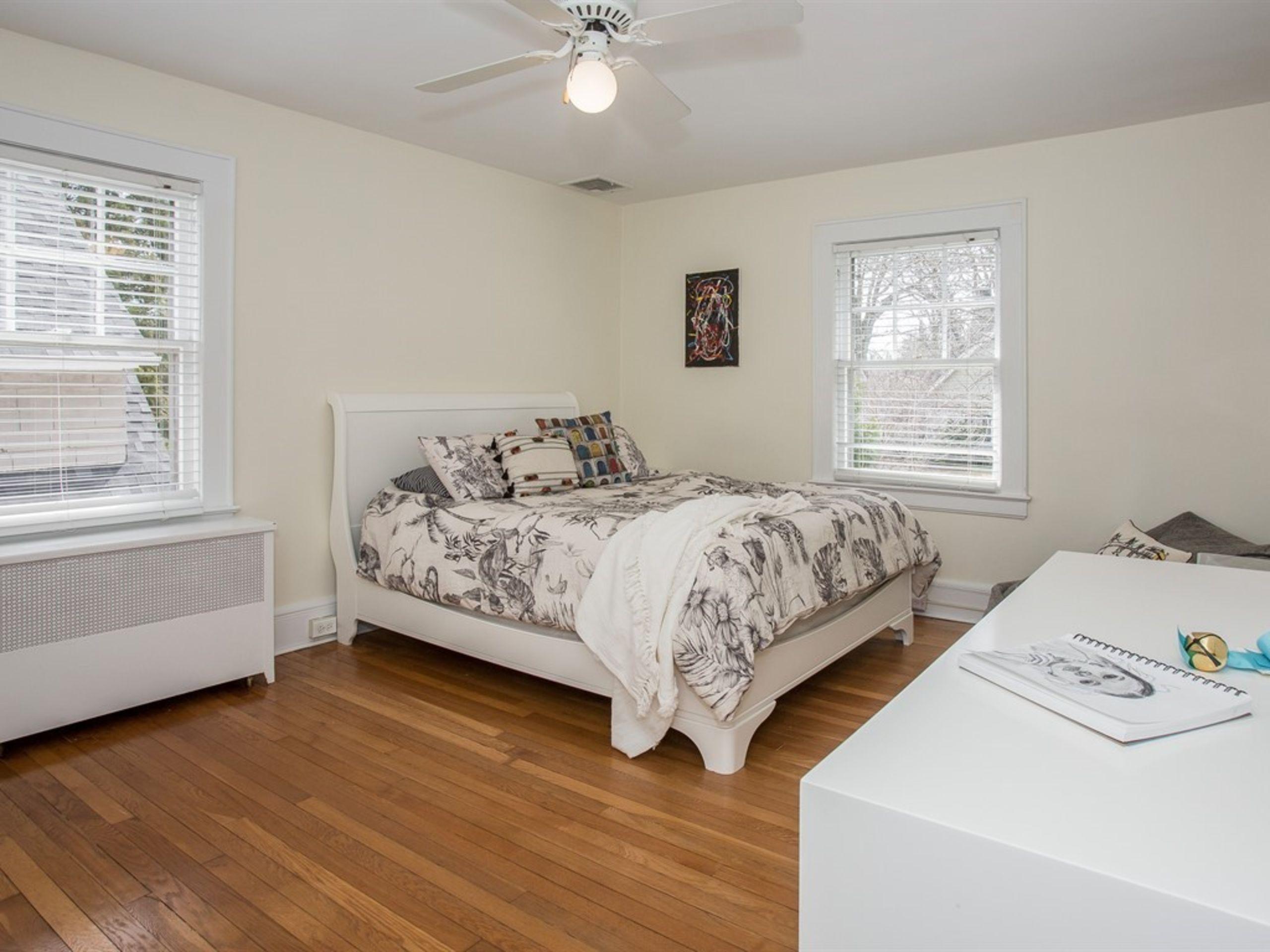 Charming Artist's Bedroom