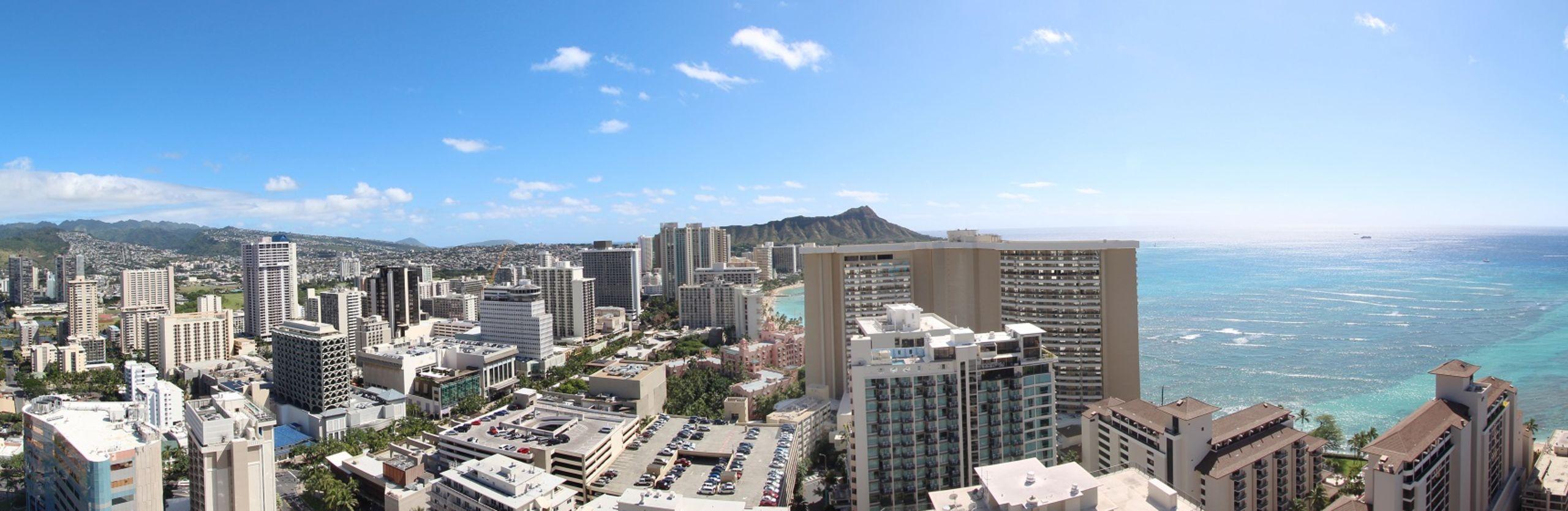 Explore properties in Honolulu, Hawaii