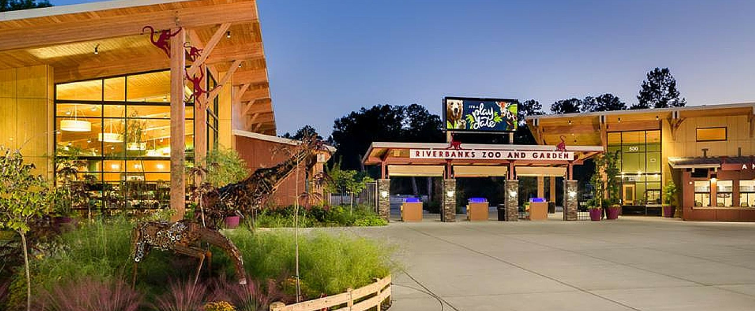 Riverbanks Zoo & Garden-SC Area Attraction