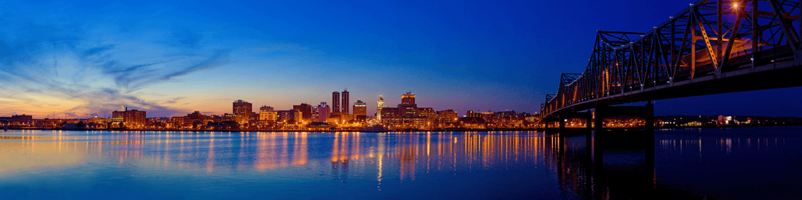 City of Peoria Skyline