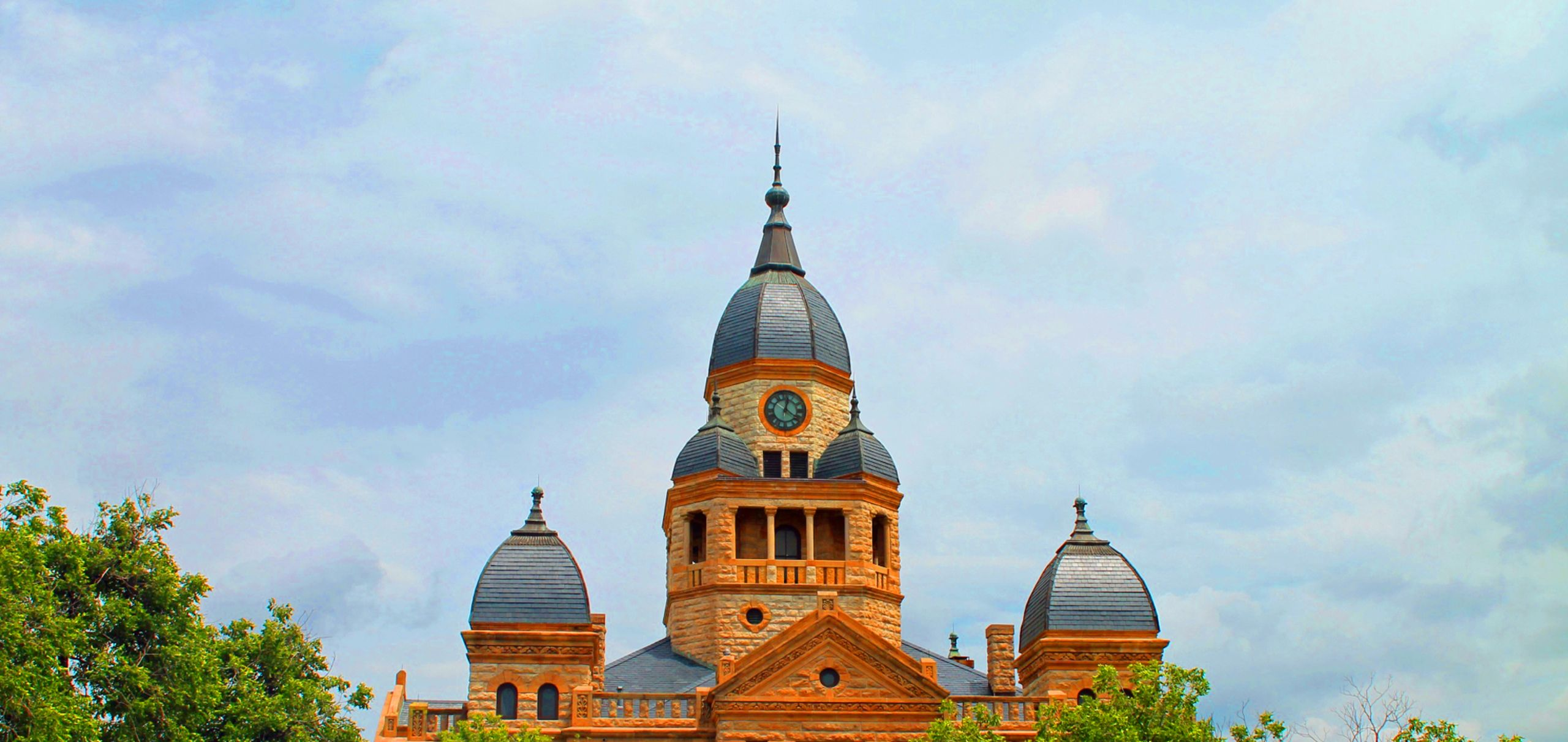 Denton Couny Courthouse