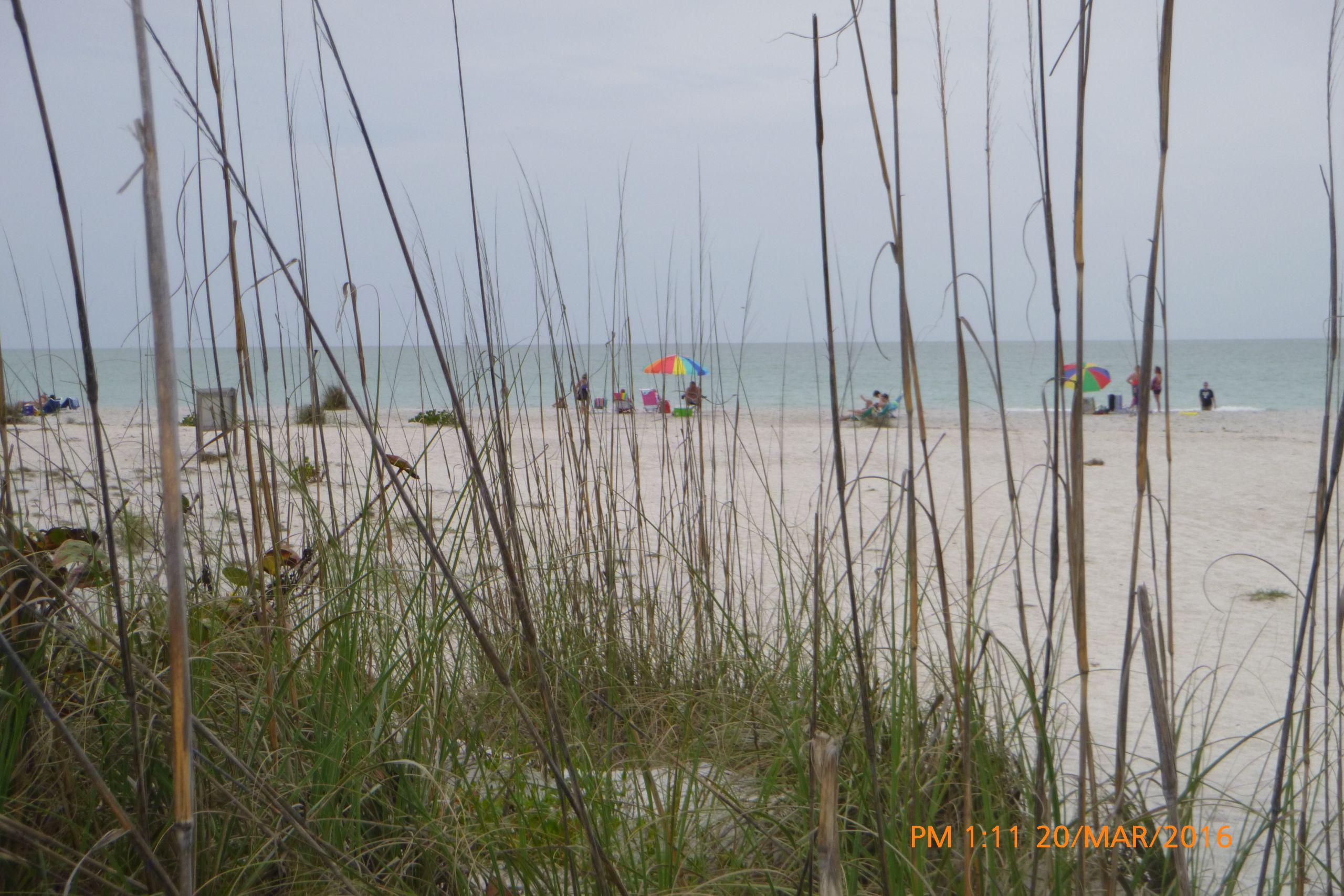 Boca Grande Beach on Gulf of Mexico