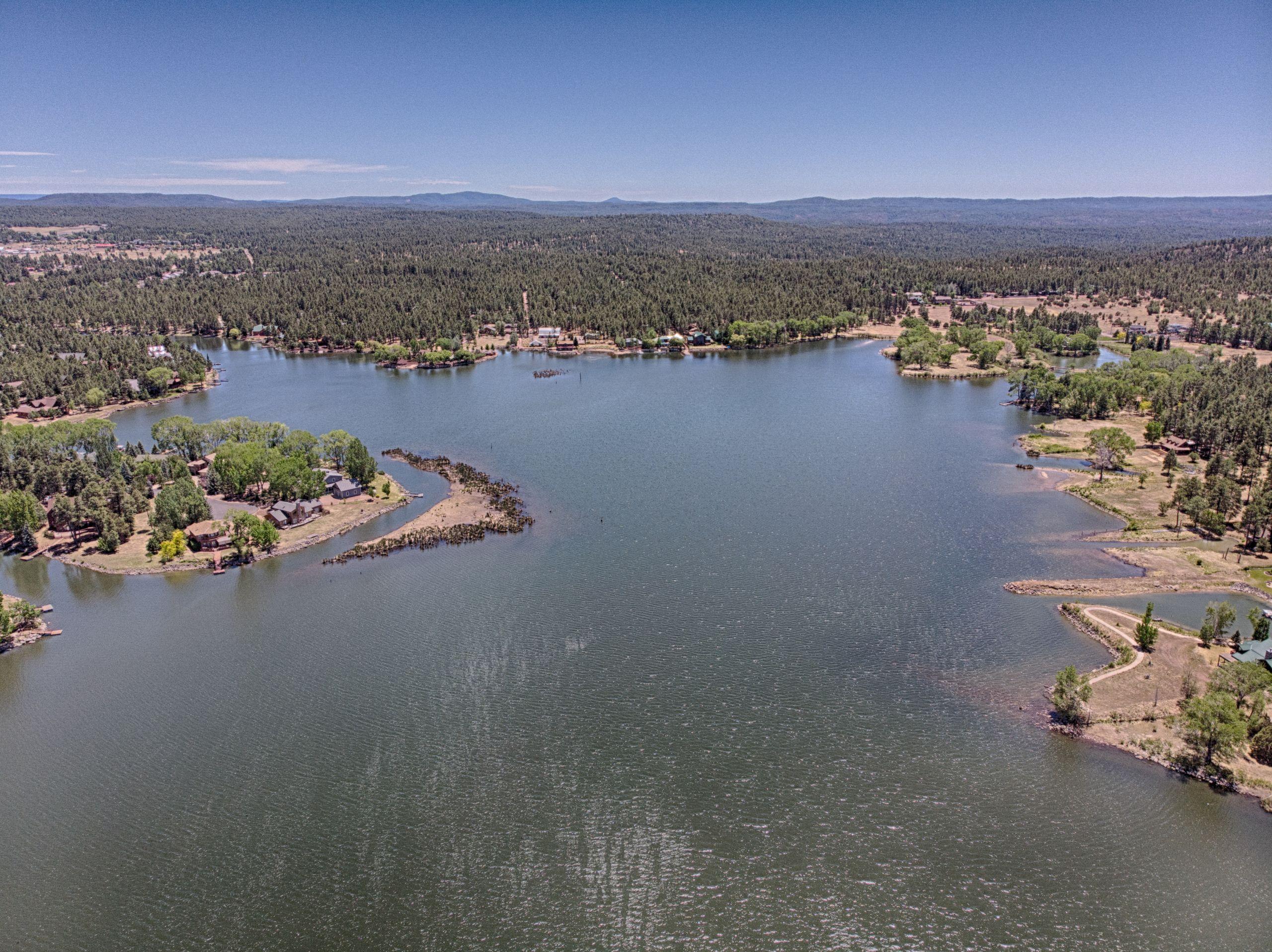 Rainbow Lake  - Lakeside, Arizona