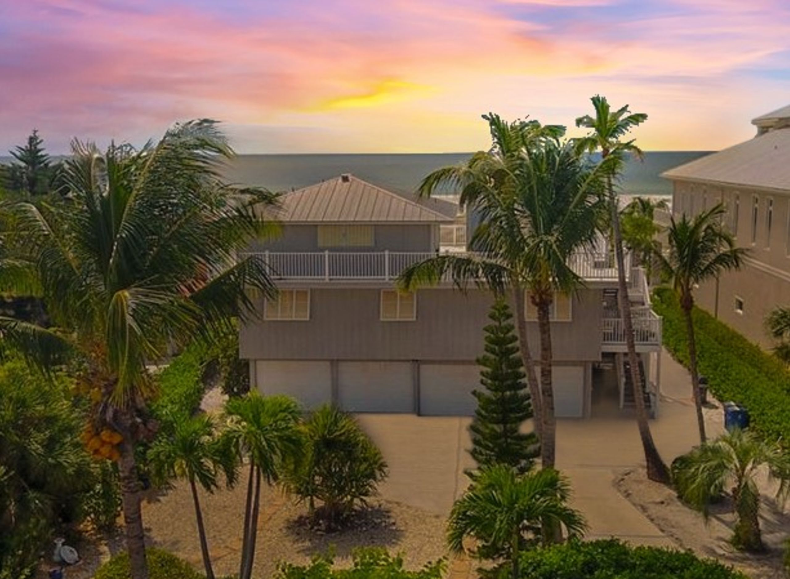 Unique Beachfront Compound $2,450,000