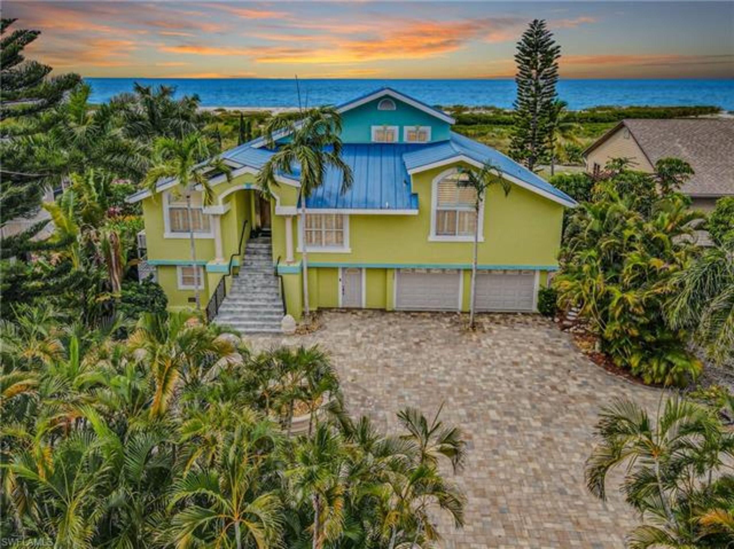 Executive Beach Home $2,399,000