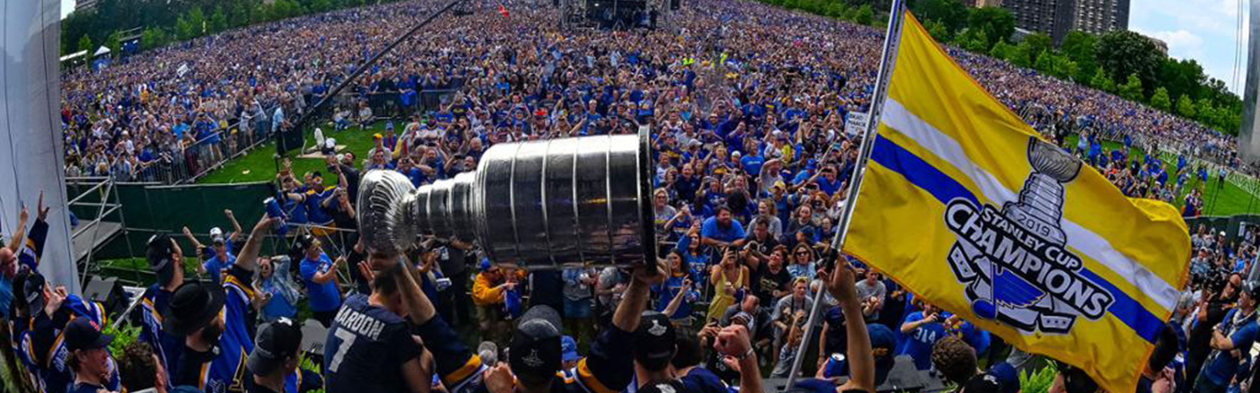 2019 Stanley Cup Champion St. Louis Blues