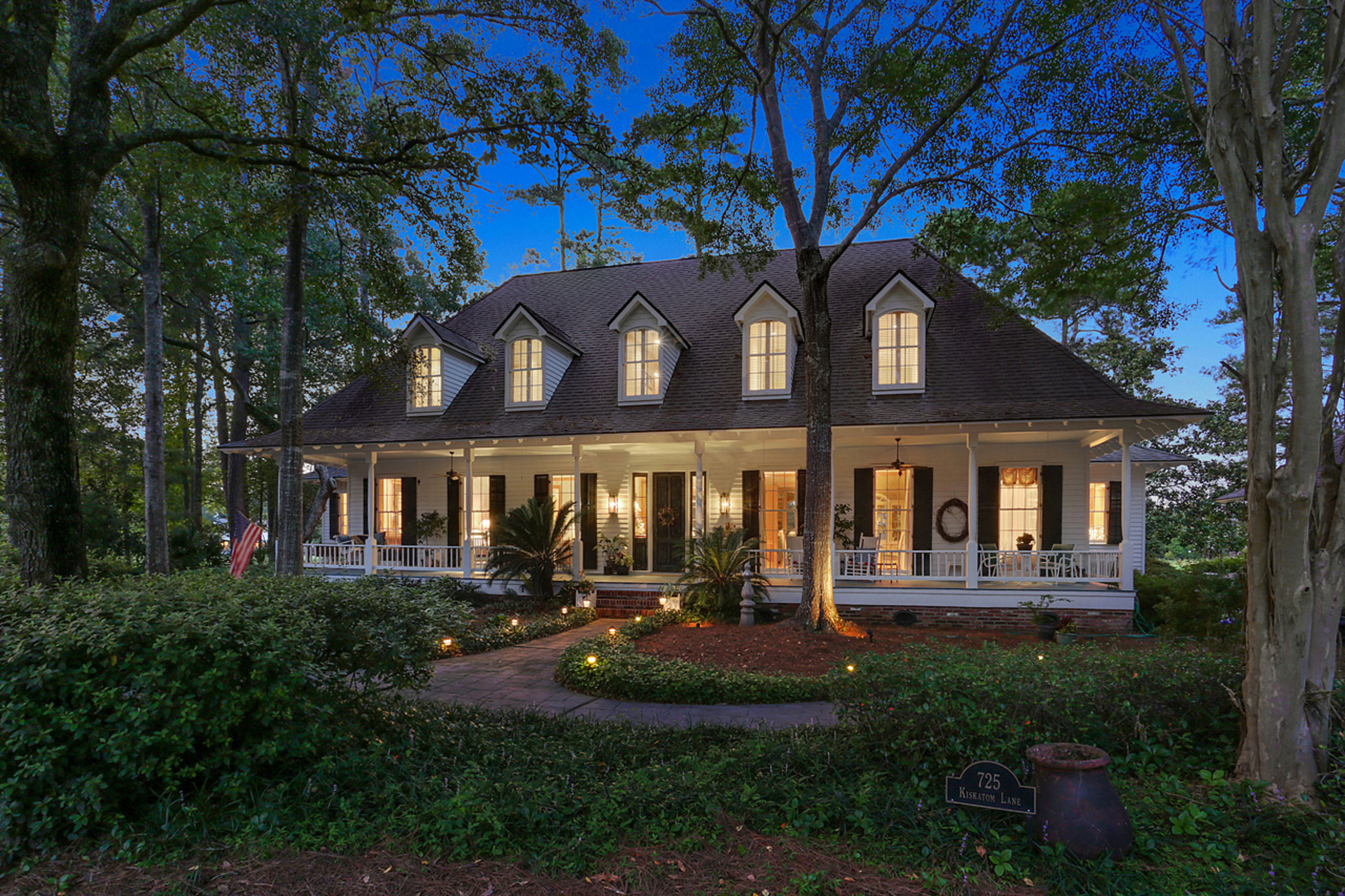 Classic Louisiana Architecture