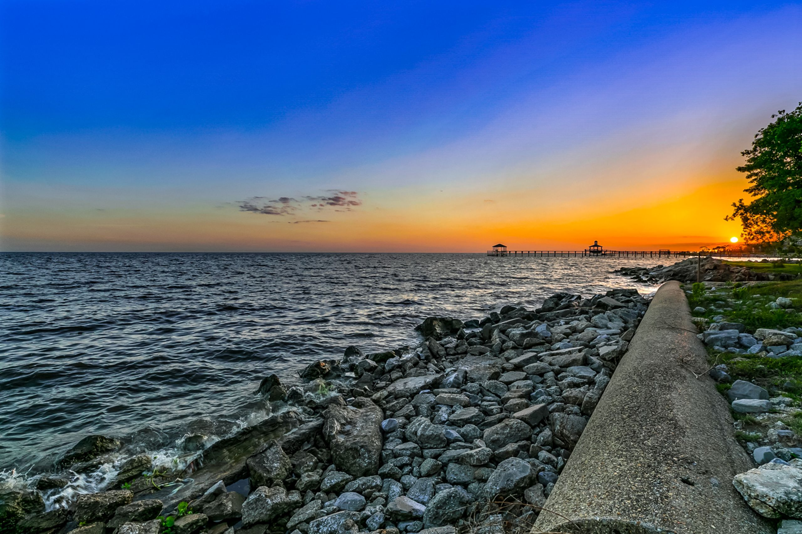 Lakefront Sunsets