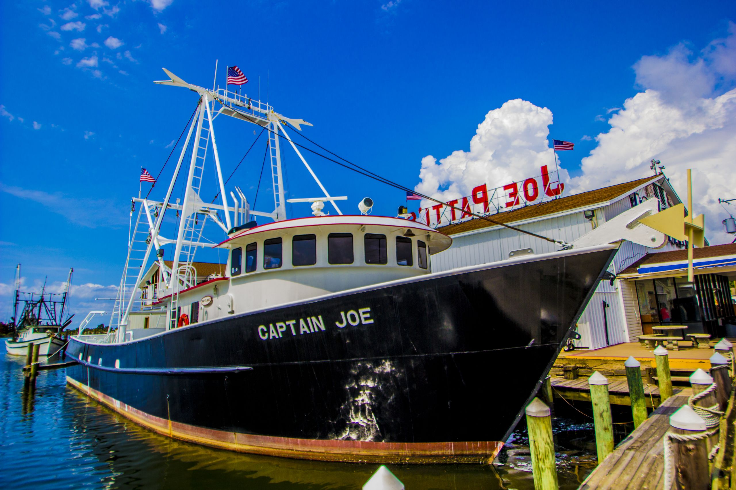 Joe Patti shrimp boat