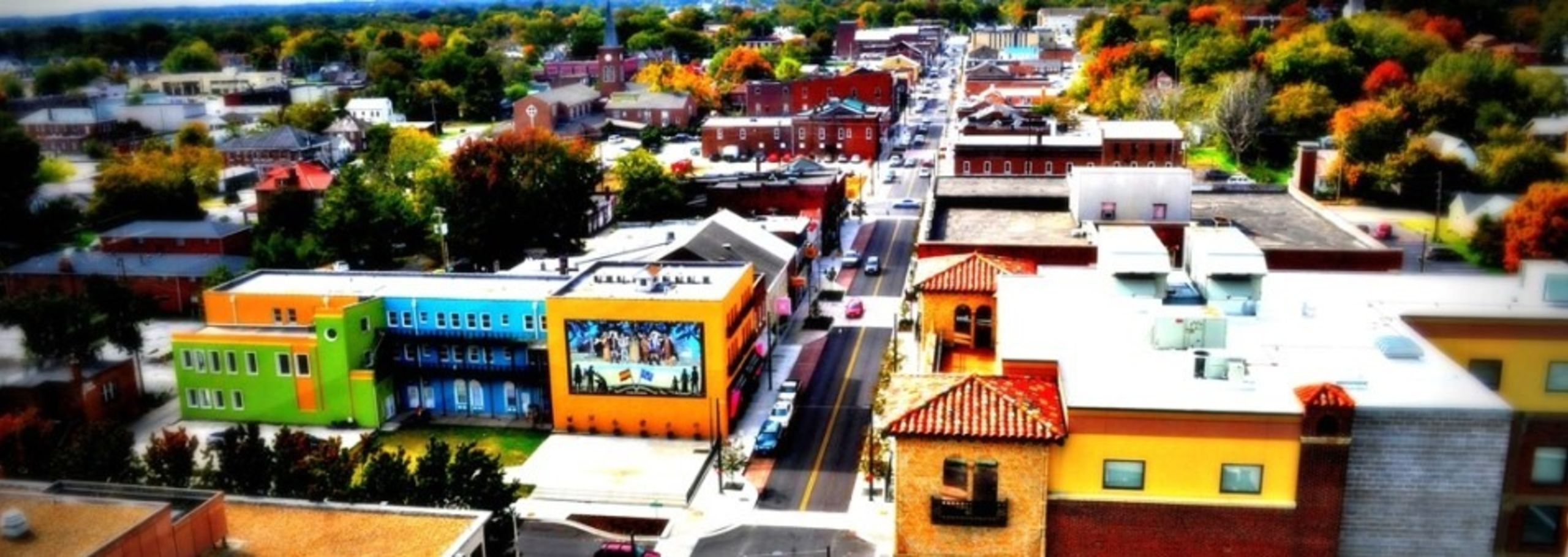 Cape Girardeau - Broadway (photo credit:cityofcapegirardeau .org)