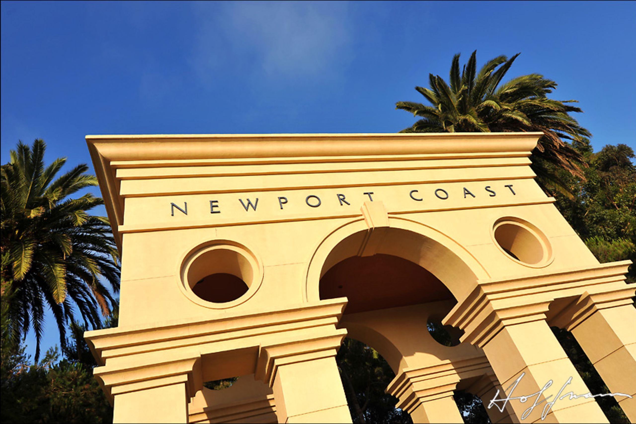 Luxury in Newport Coast, Ca.