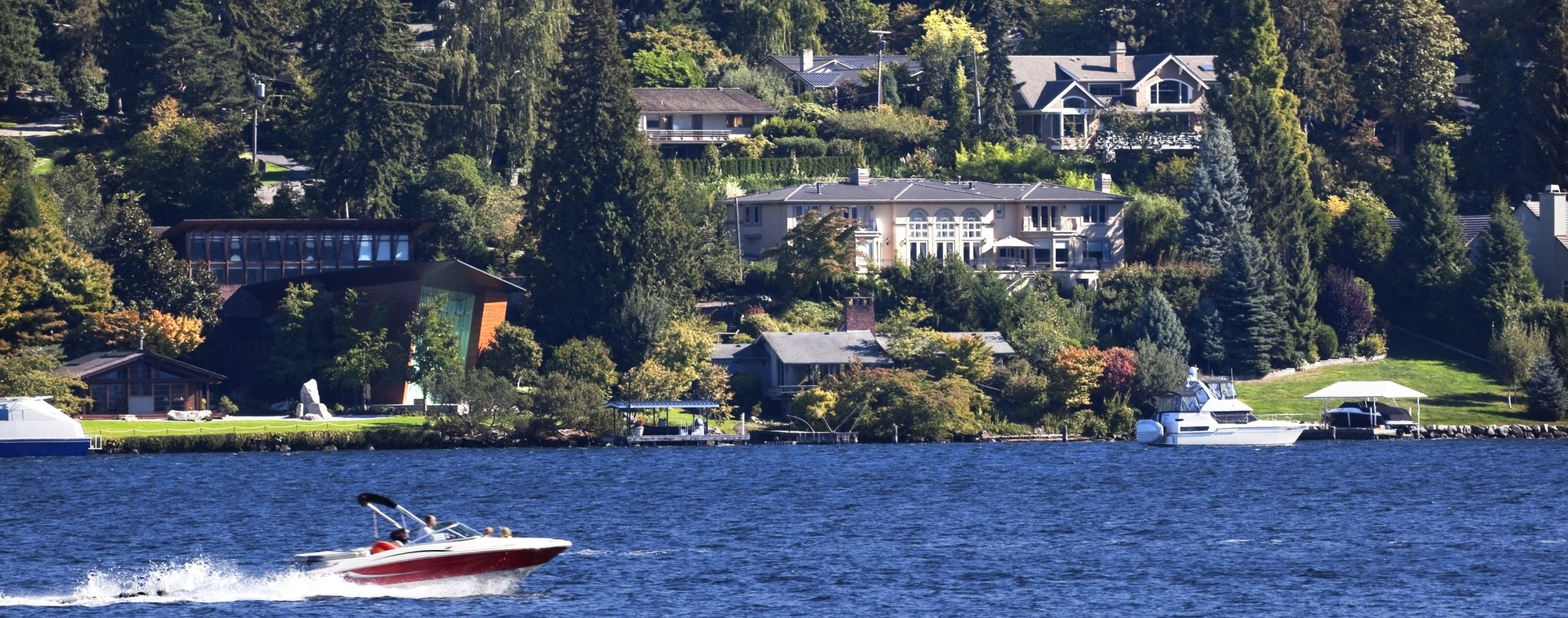 Create your own Mercer Island lifestyle!