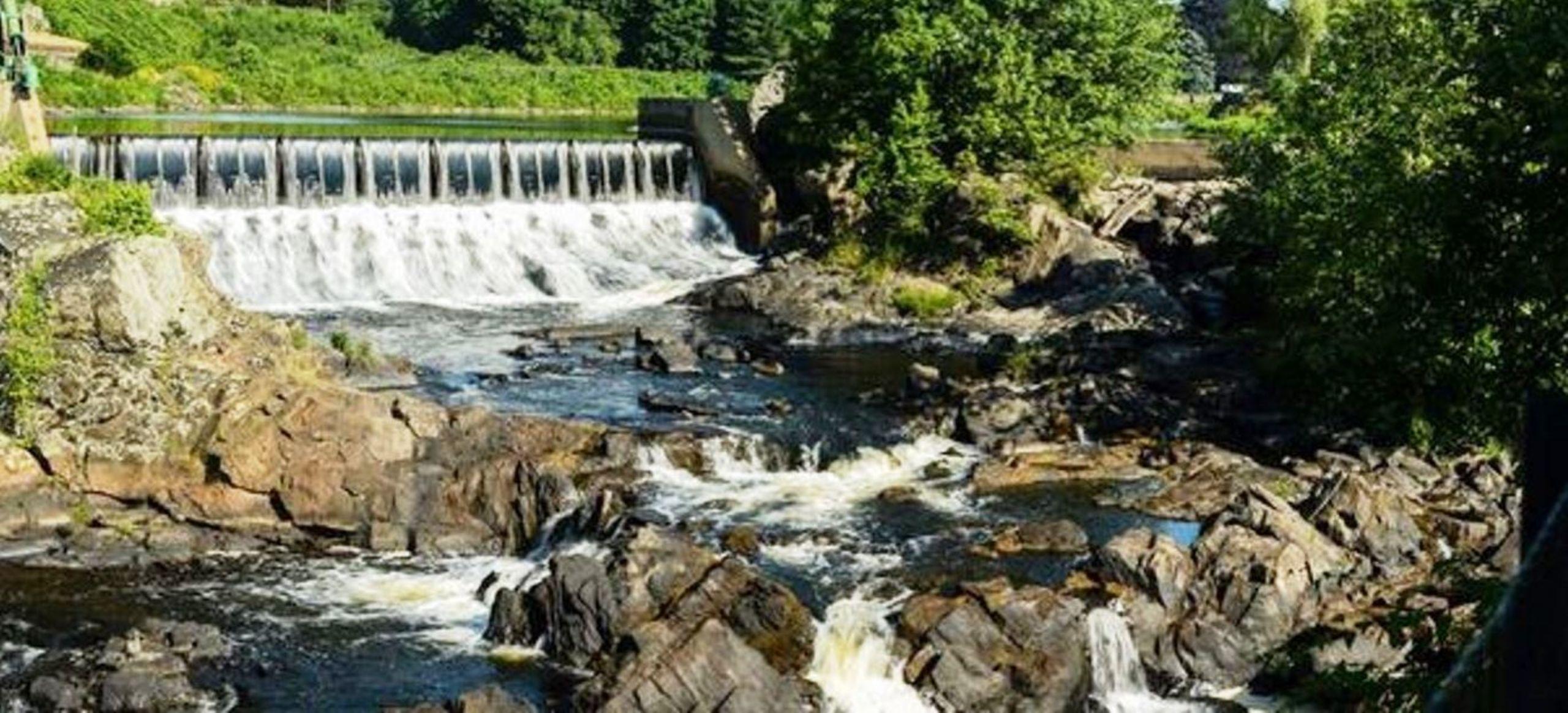 Historic Cargill Falls