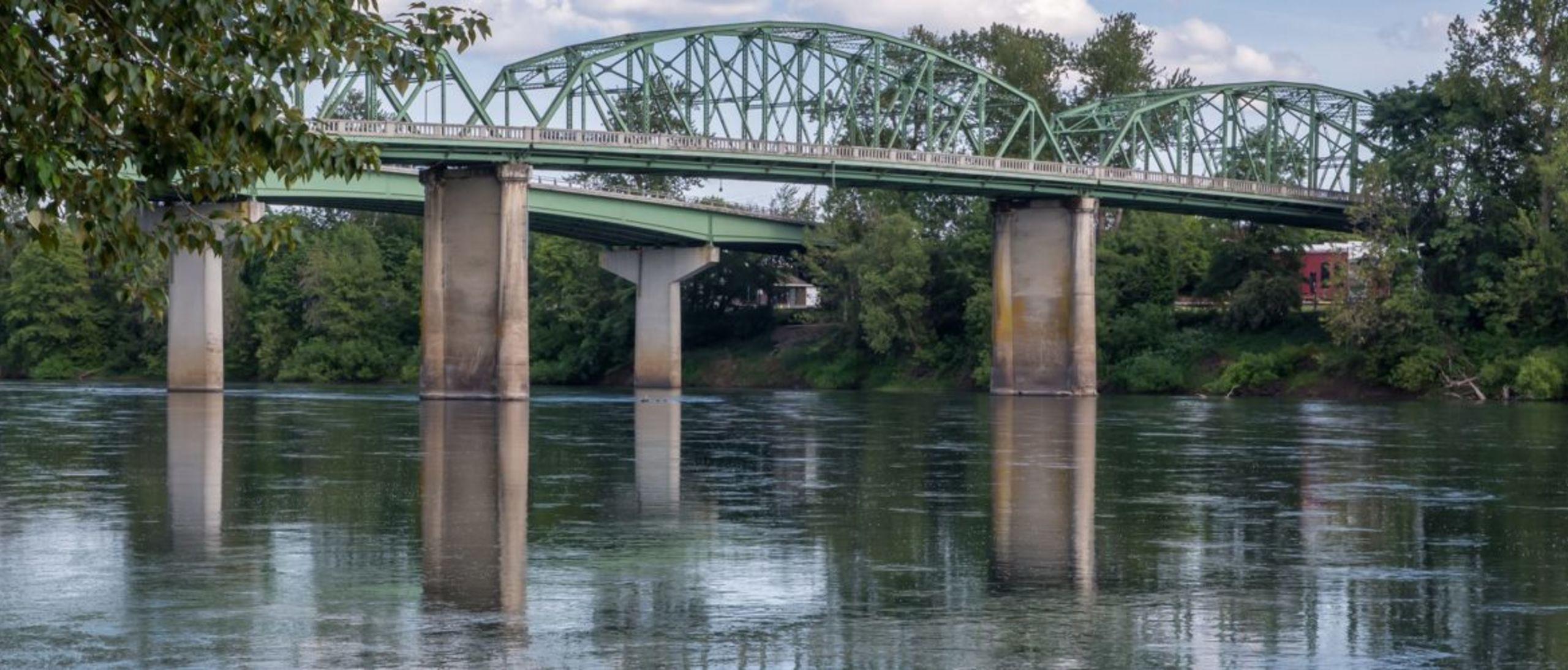 Ellsworth Bridge, Albany OR