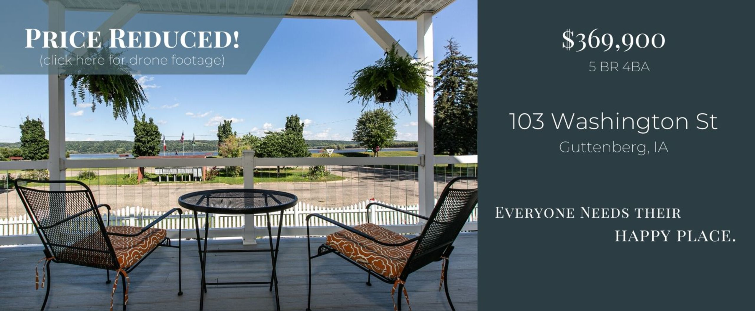 Call Jonna to see your dream home today!  563.580.7522