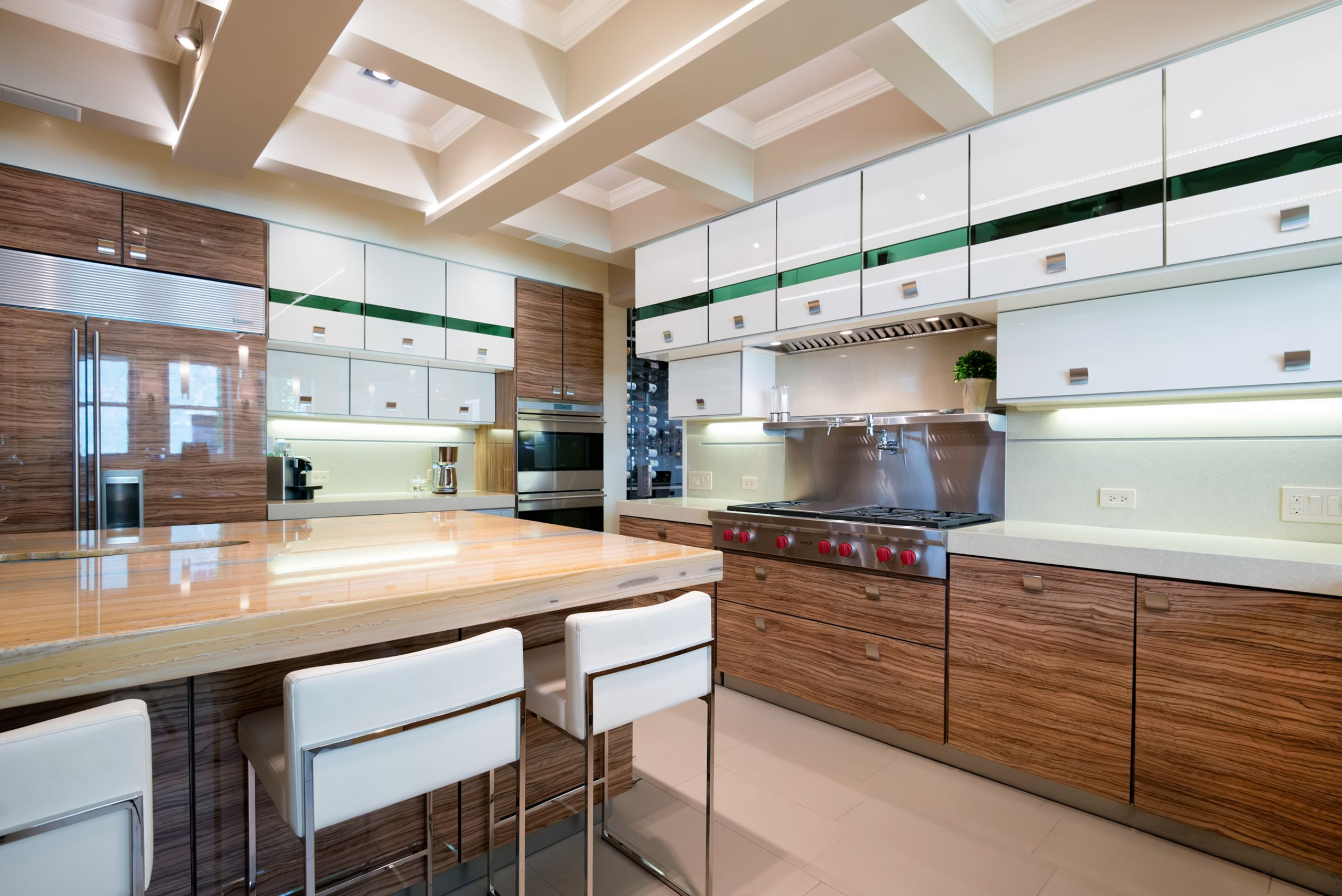 Kitchens perfect entertaining