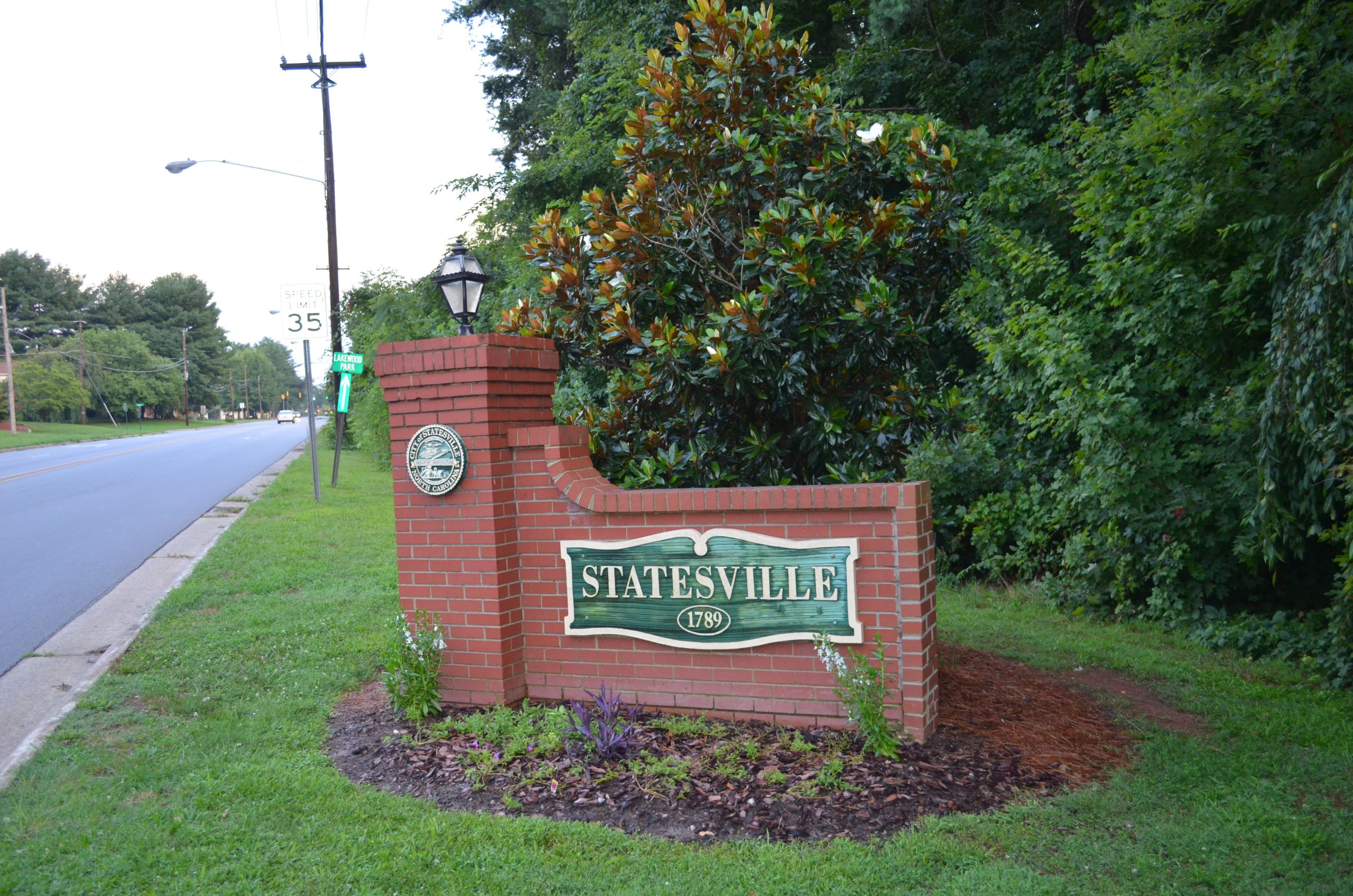 Welcome to Statesville!