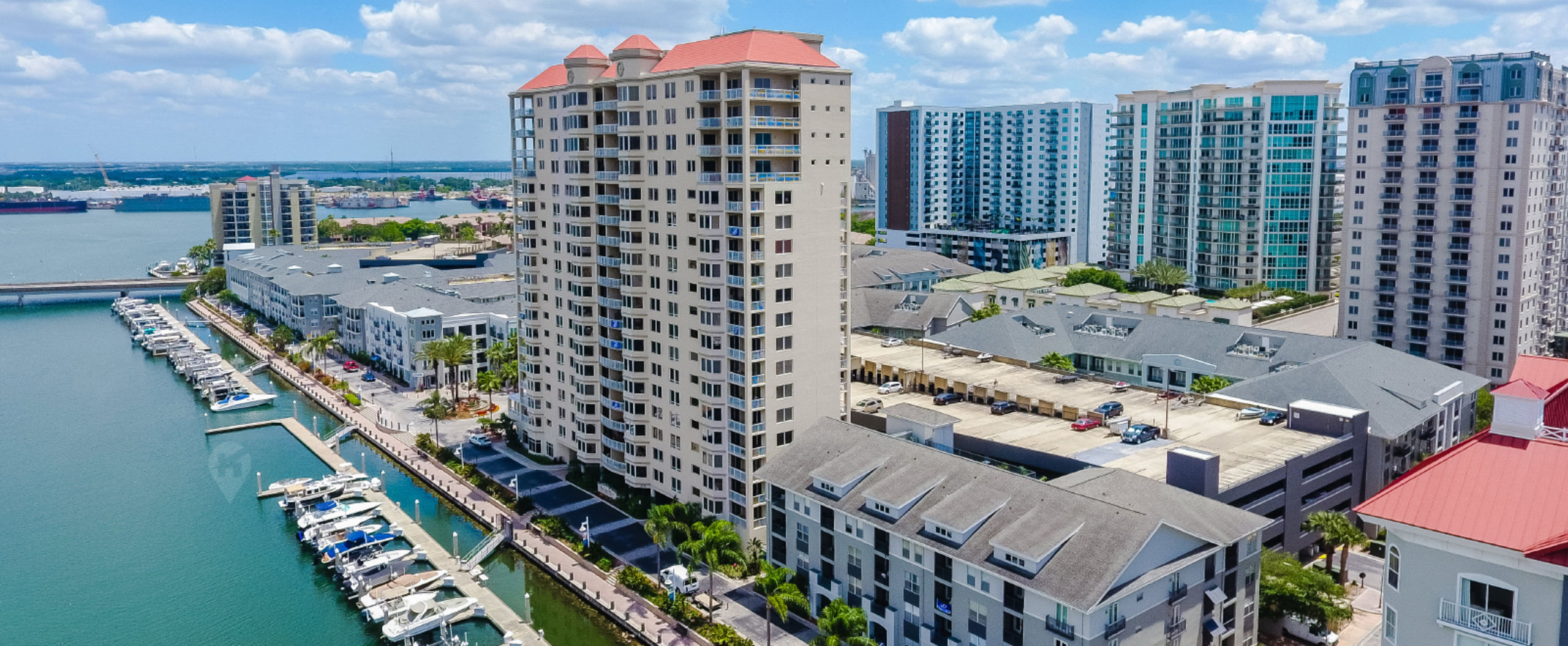 Harbour Island Tampa Homes and Condos