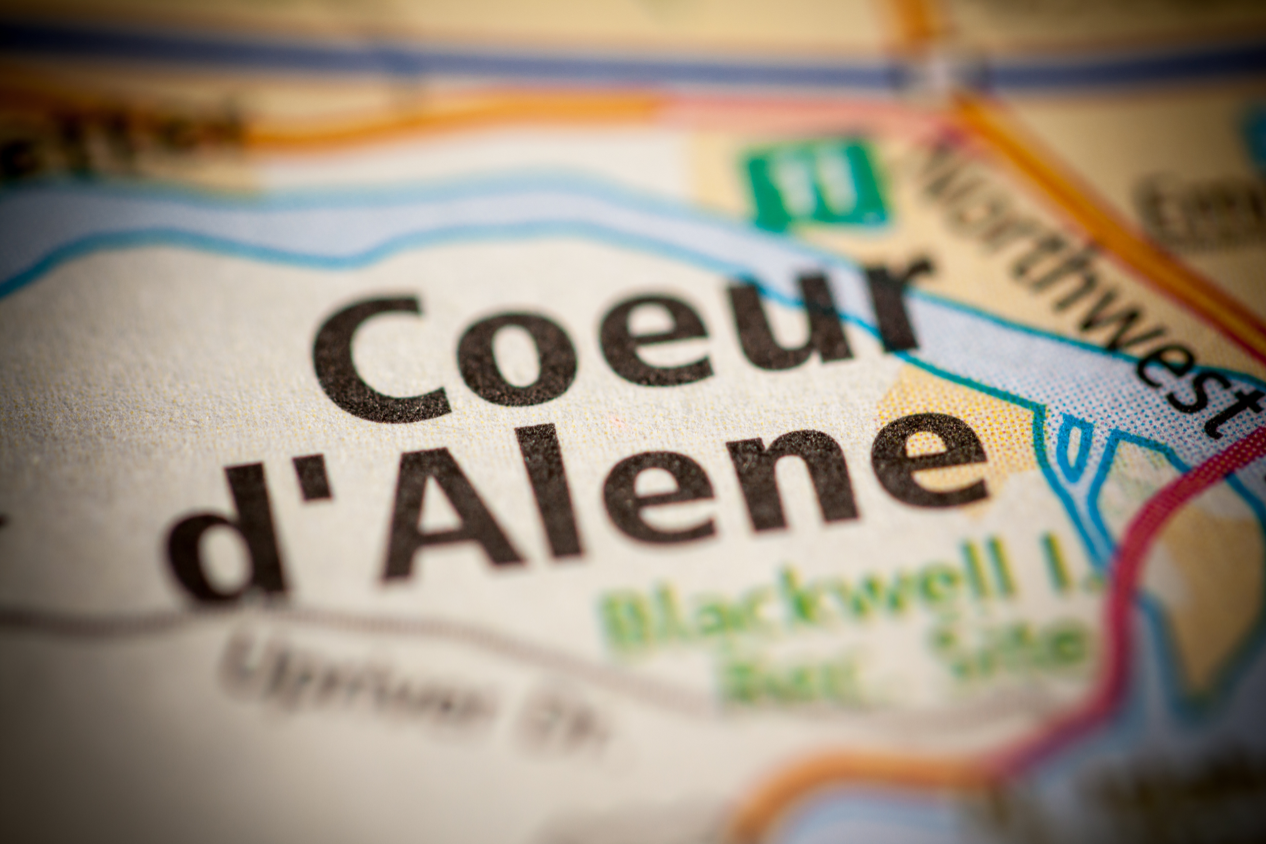 Coeur d'Alene, Idaho - There's no better place to live!