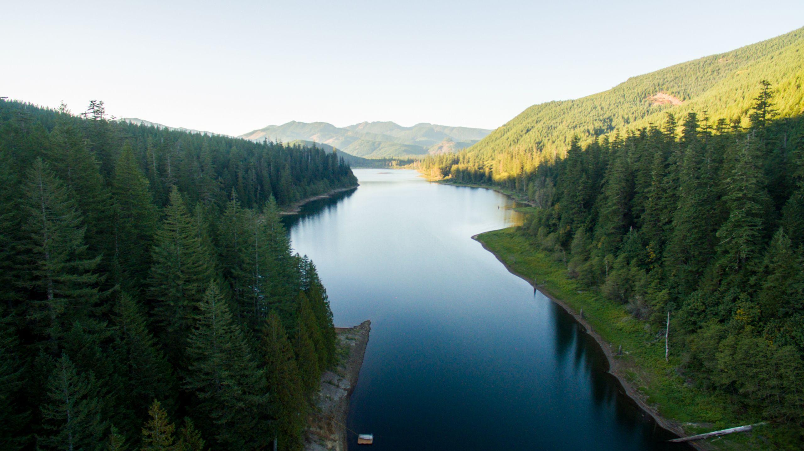 Regional Treasure: Merrill Lake