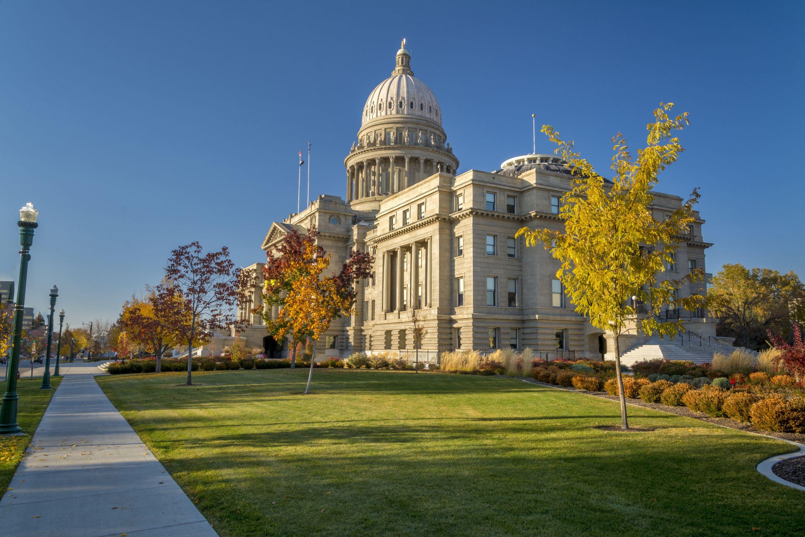Boise's Capitol