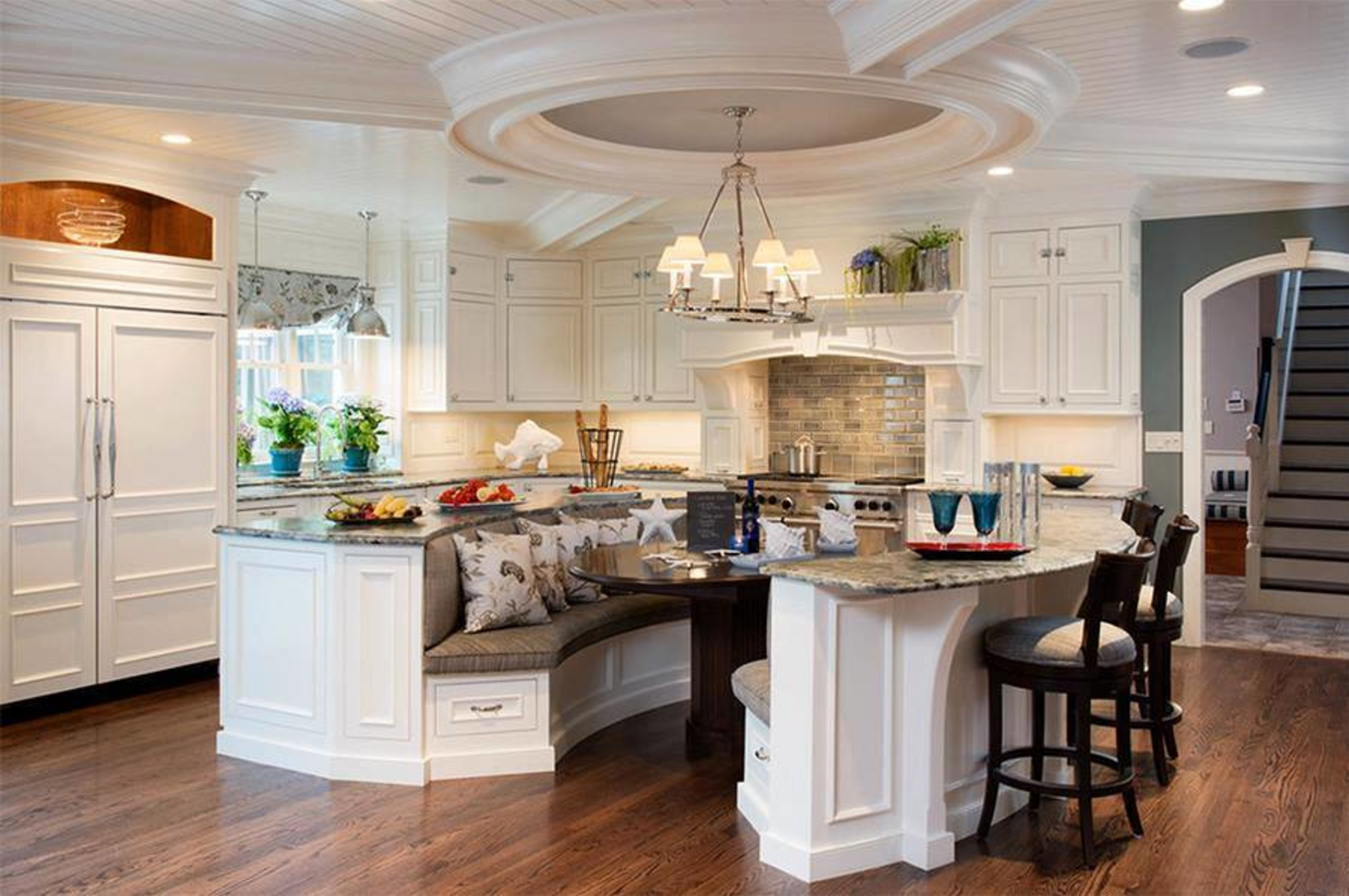 Kitchens are the heart of the home
