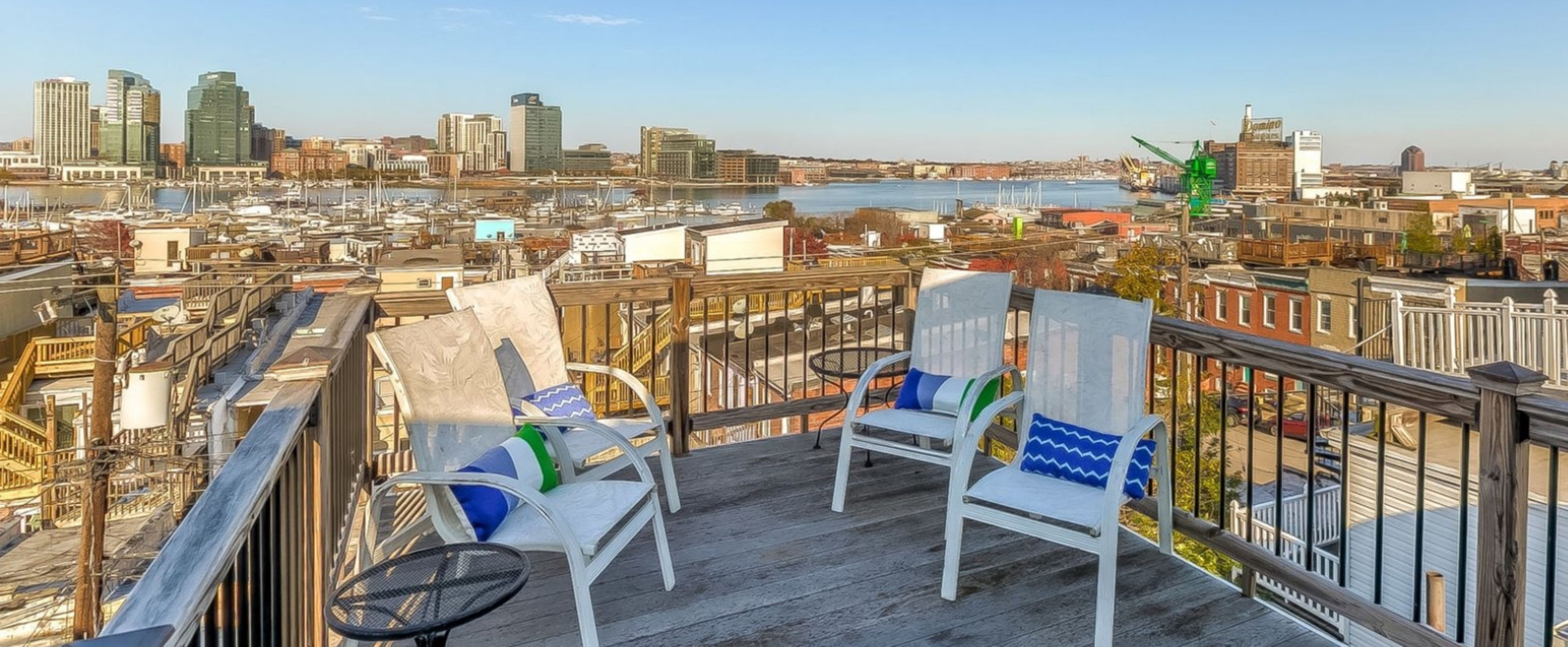 634 East Fort Avenue - Available