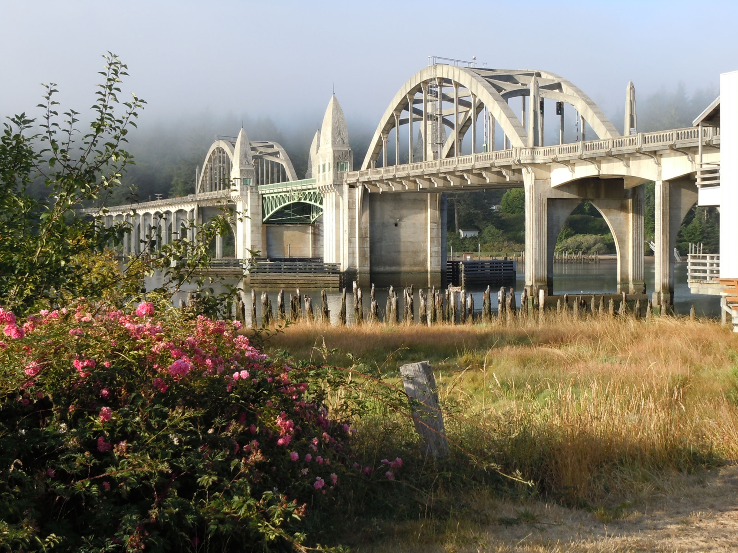 Historic Siuslaw River Bridge