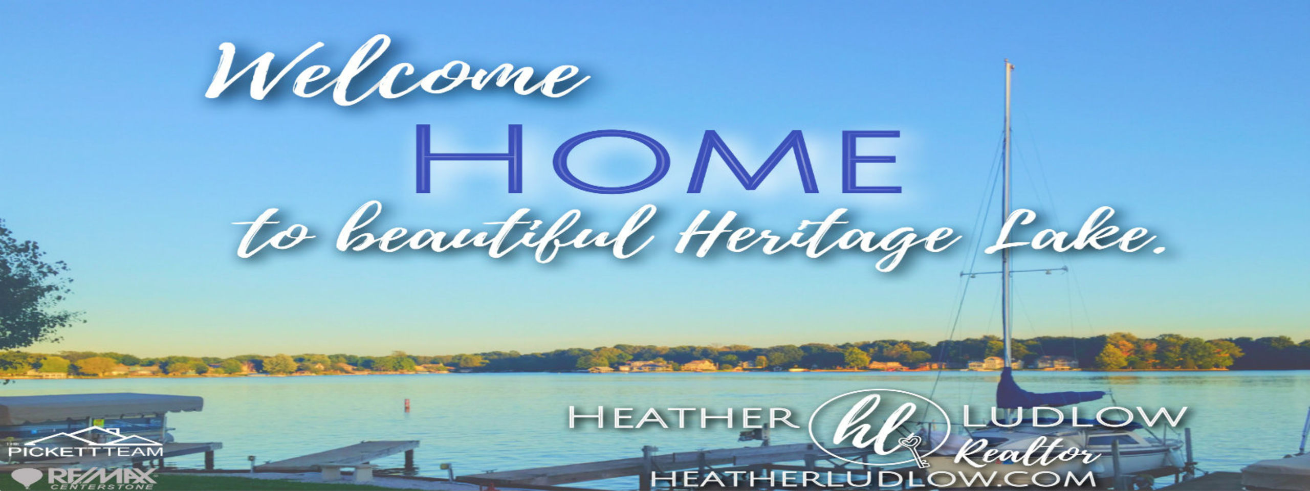 Search Heritage Lake Homes at the click of a button!