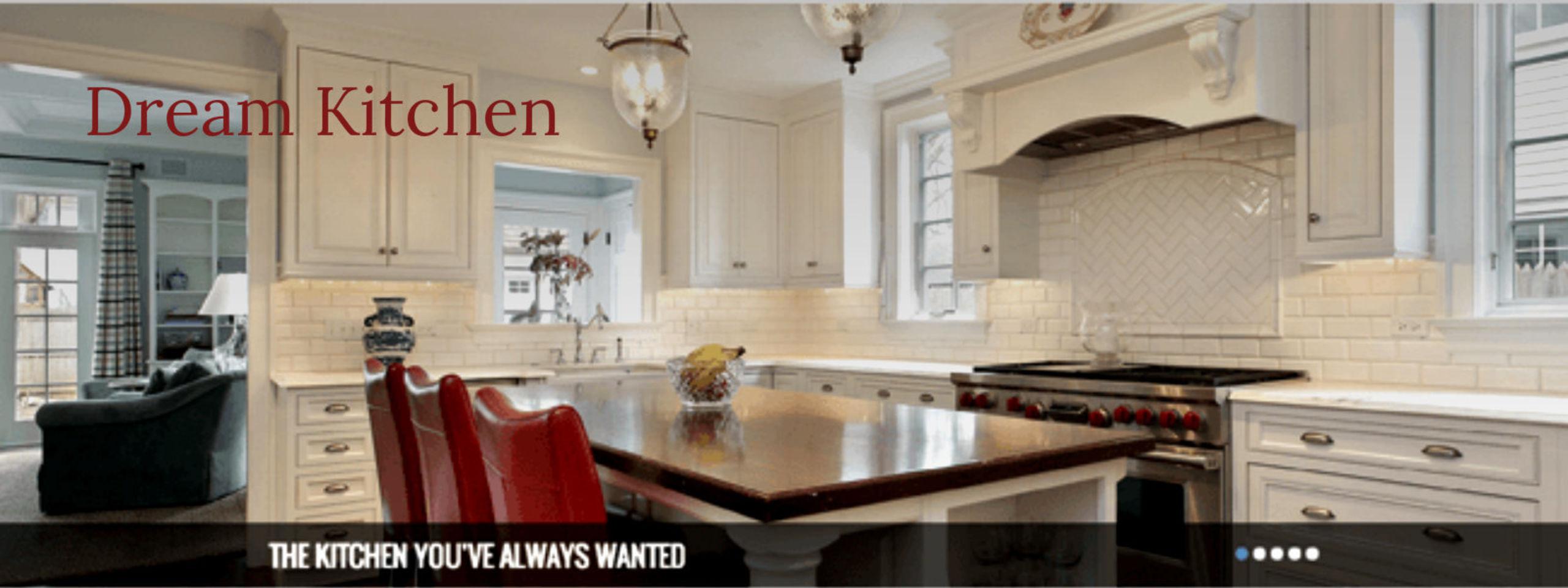 Find your New Dream Kitchen