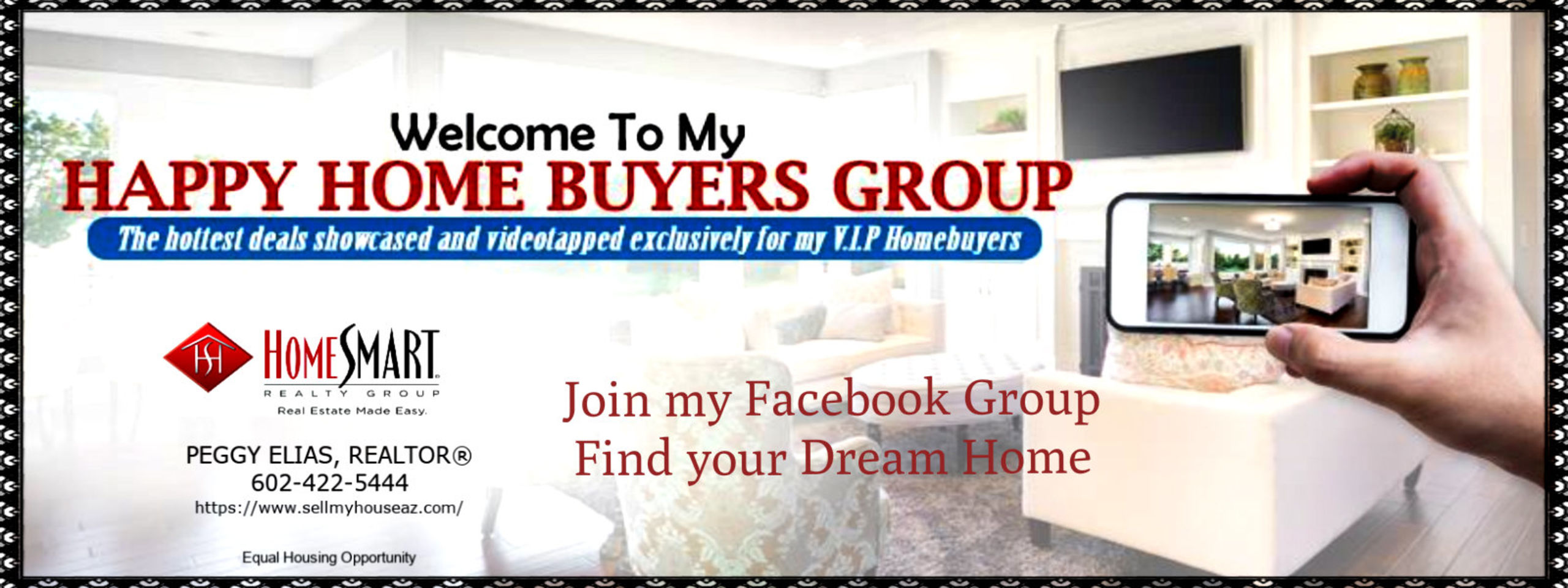 Join the Home Buyers Group