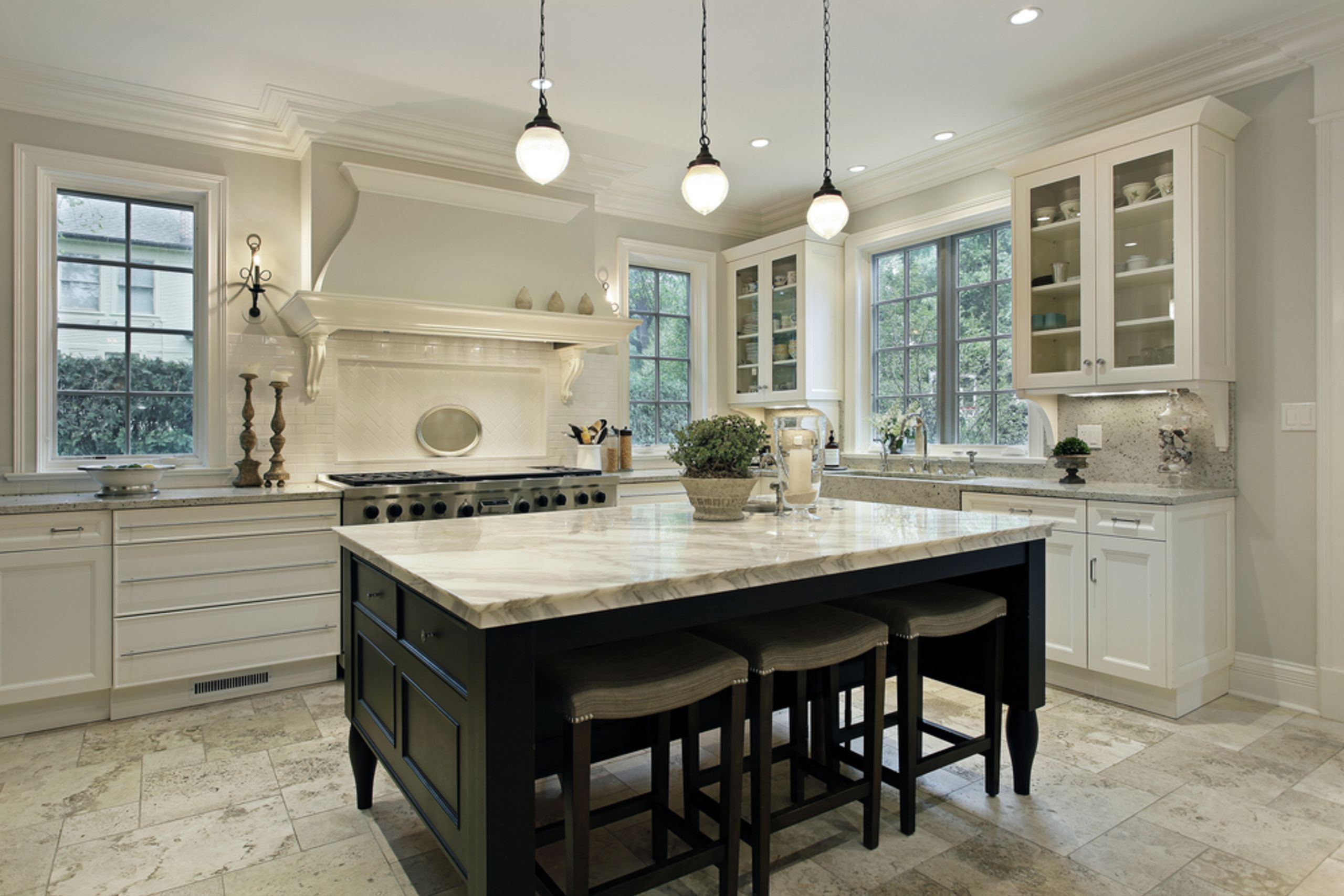Create the kitchen of your dreams