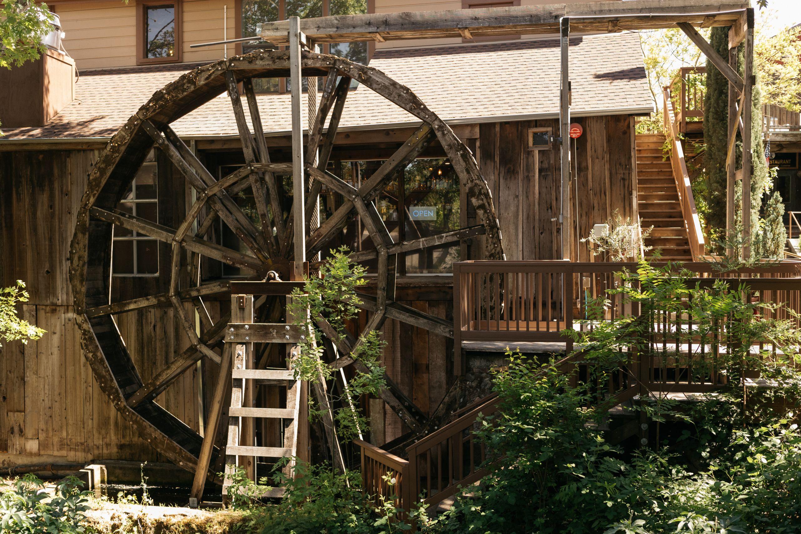 Historic Mill Glen Ellen, CA