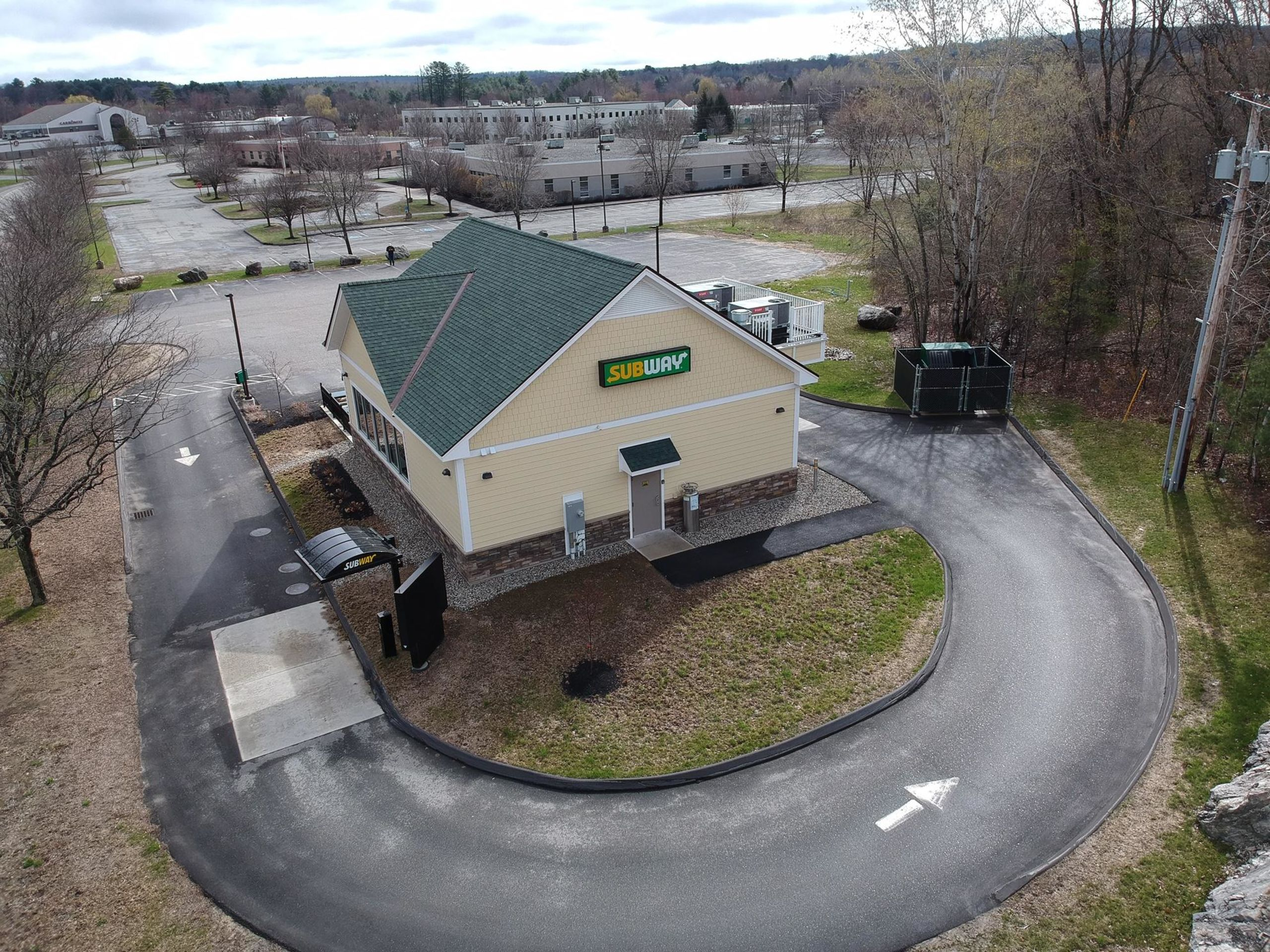 A Great Commercial Listing at 1 Mollison Way in Lewiston