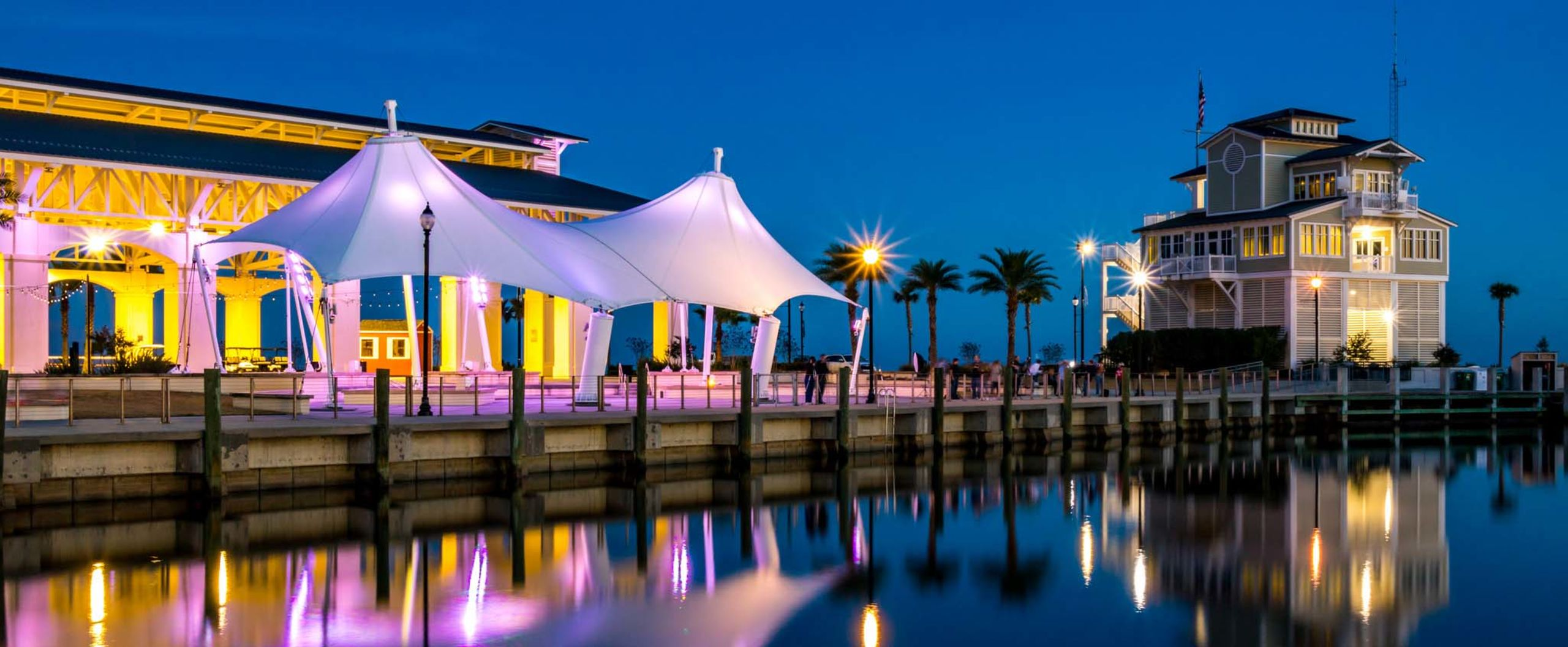 Gulfport Harbor by JA Sawyer Imaging