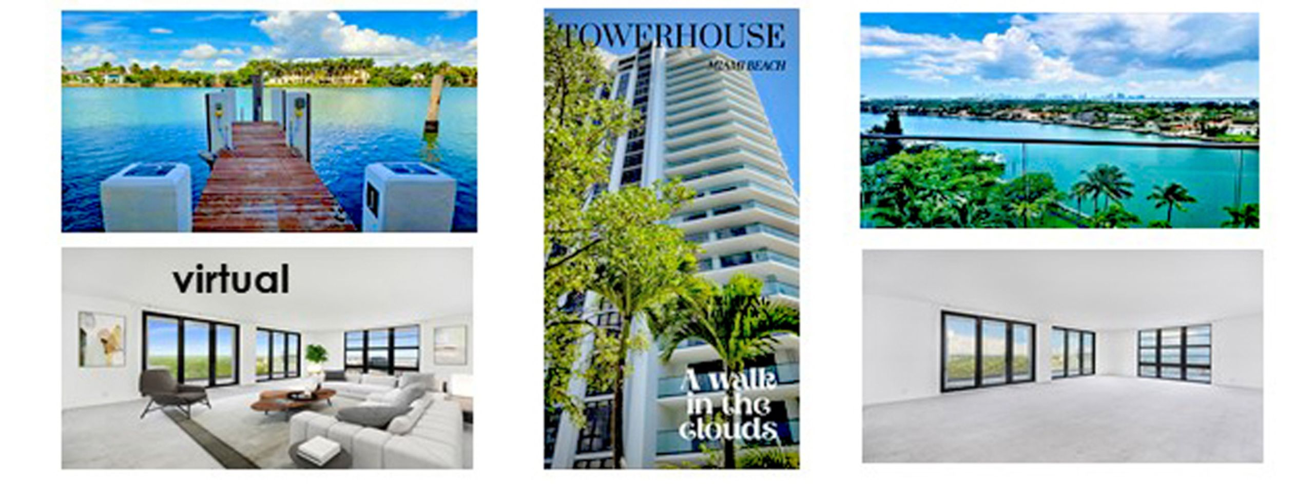 Towerhouse Condo, 5500 Collins Ave, Apt 2301  Miami Beach, FL 33140 | $929,000