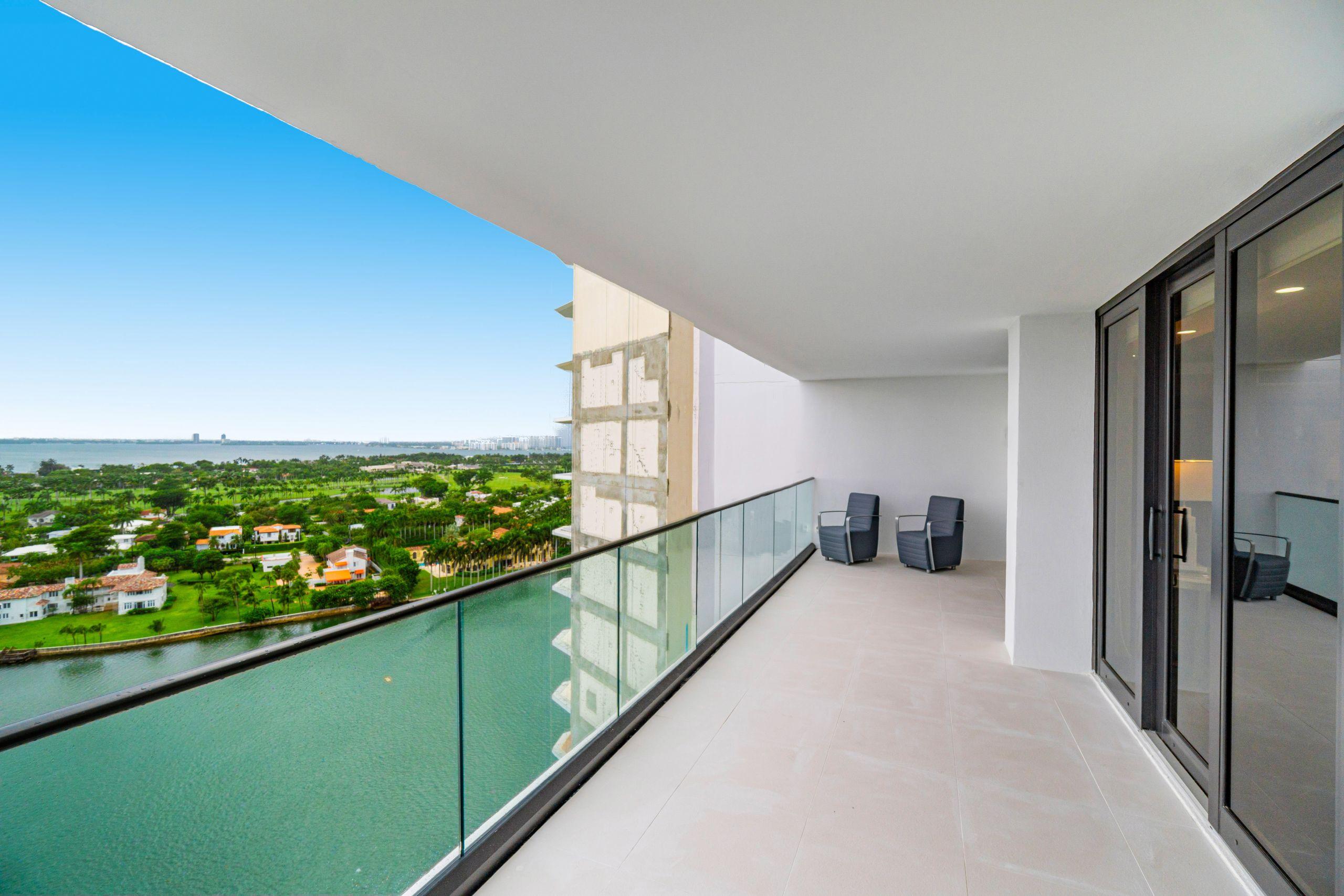 Towerhouse Condo, 5500 Collins Ave, Apt. 1804, Miami Beach, FL 33140   $1,550,000
