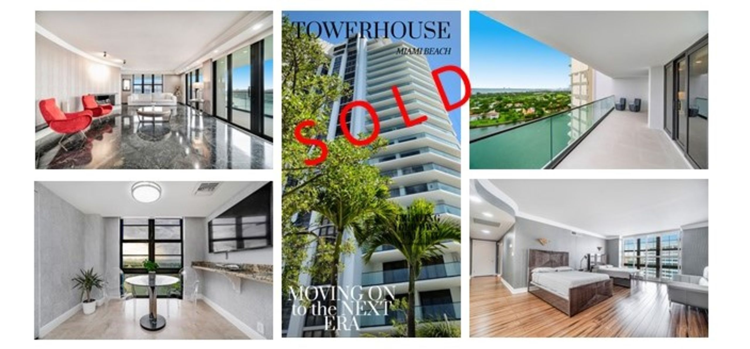 Towerhouse Condo, 5500 Collins Ave, Apt. 1804, Miami Beach, FL 33140 | $1,550,000