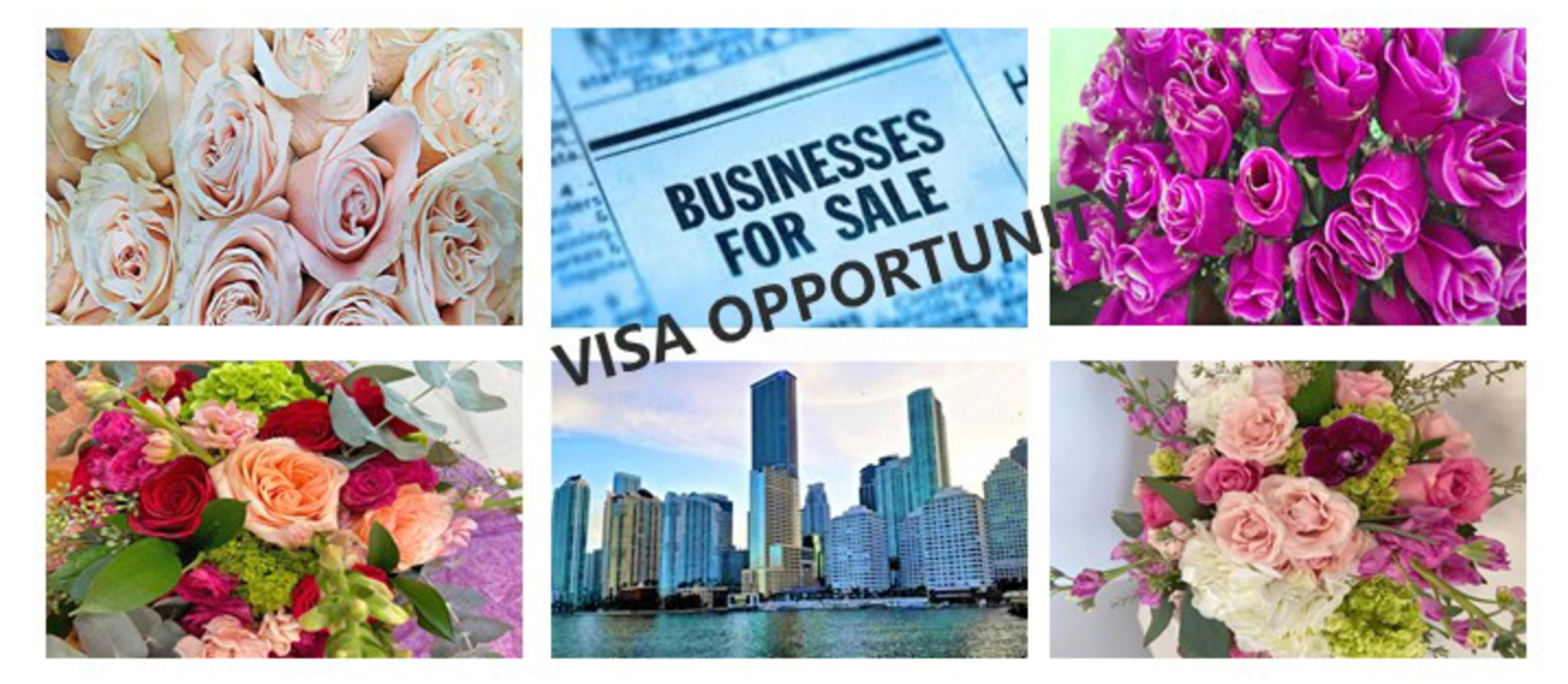 World renowned & Successful Flower Shop for Sale ~ Miami , FL 33160