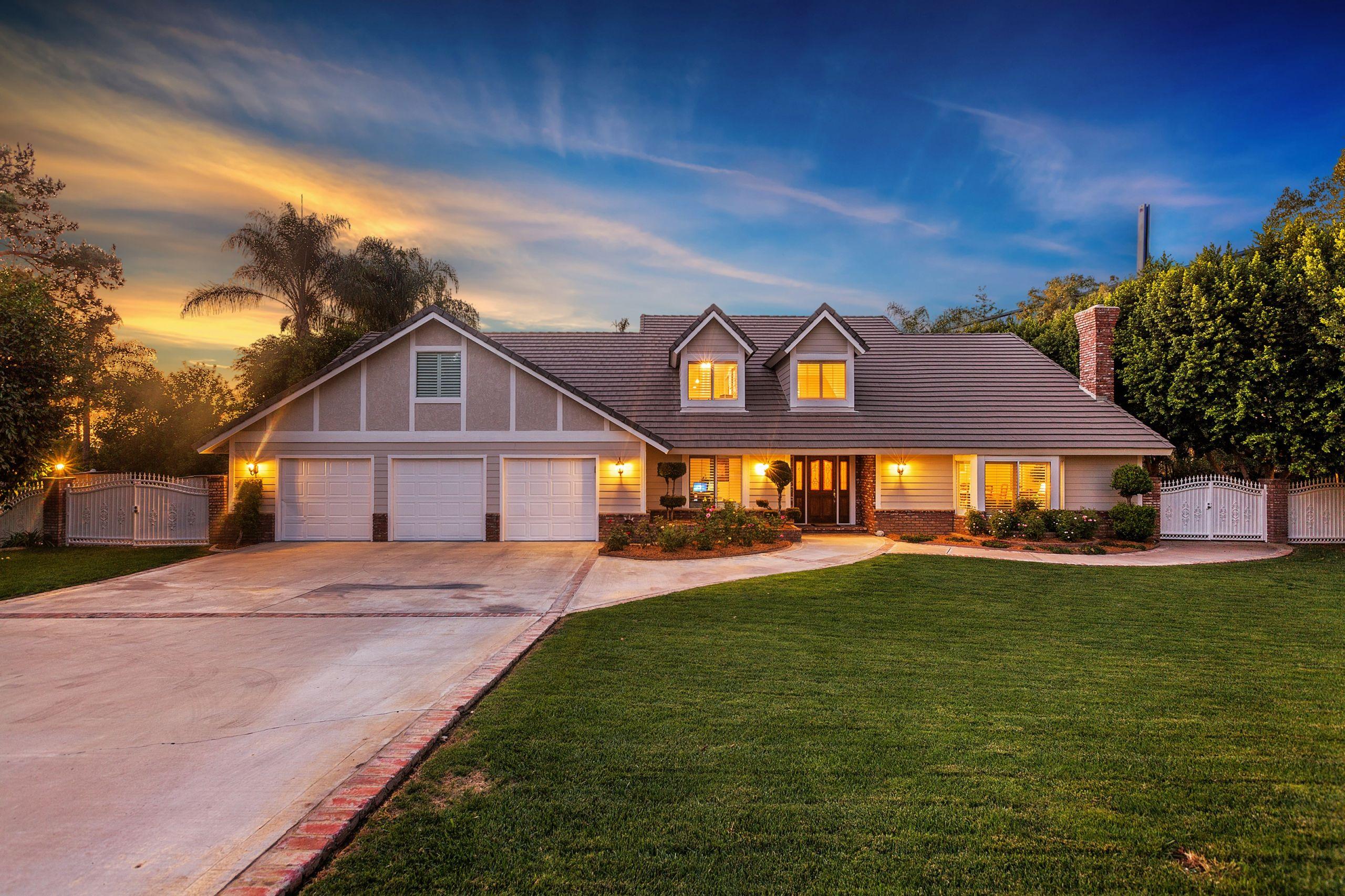 Riverside Home