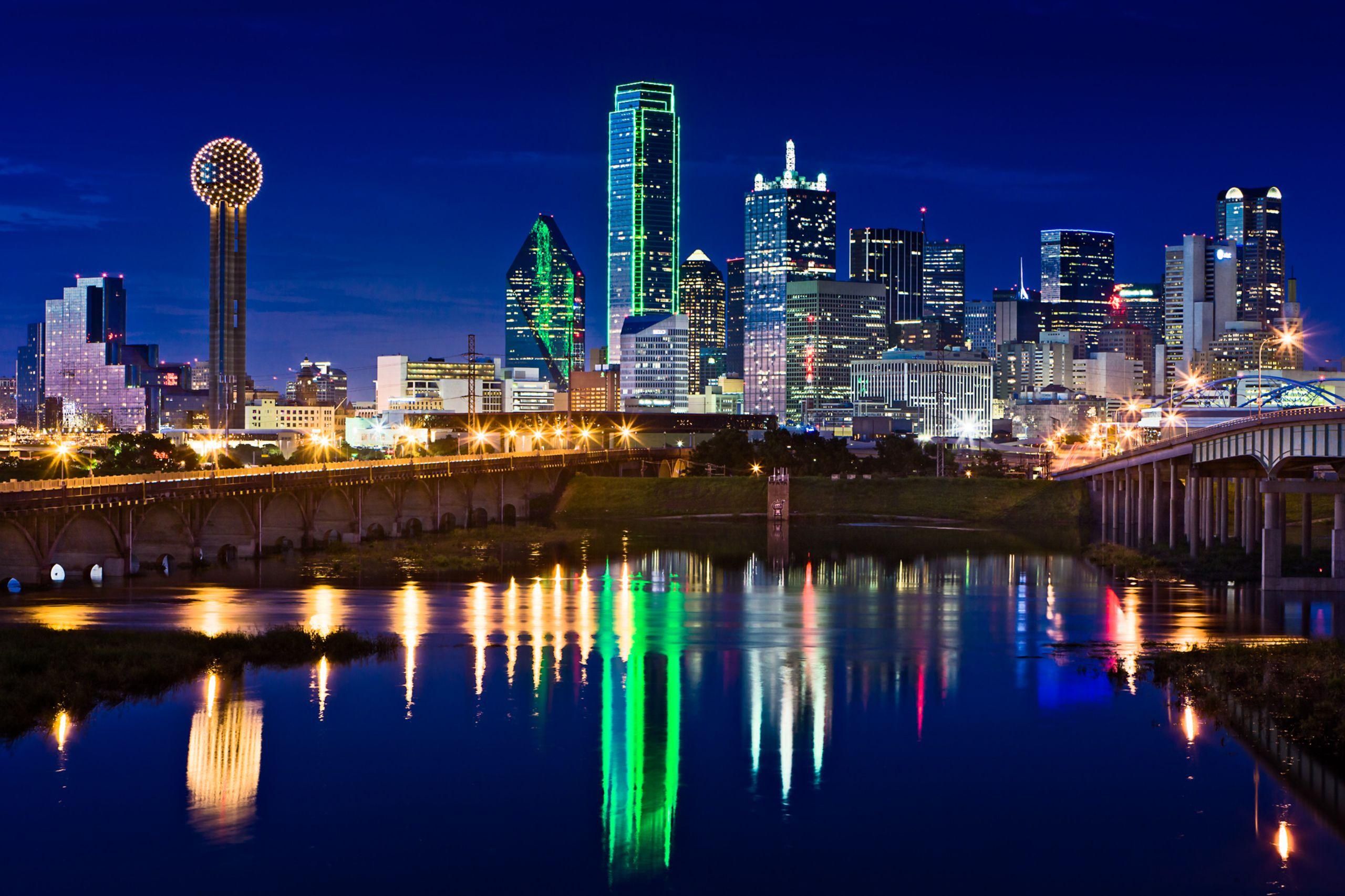 The Heart of Dallas Texas