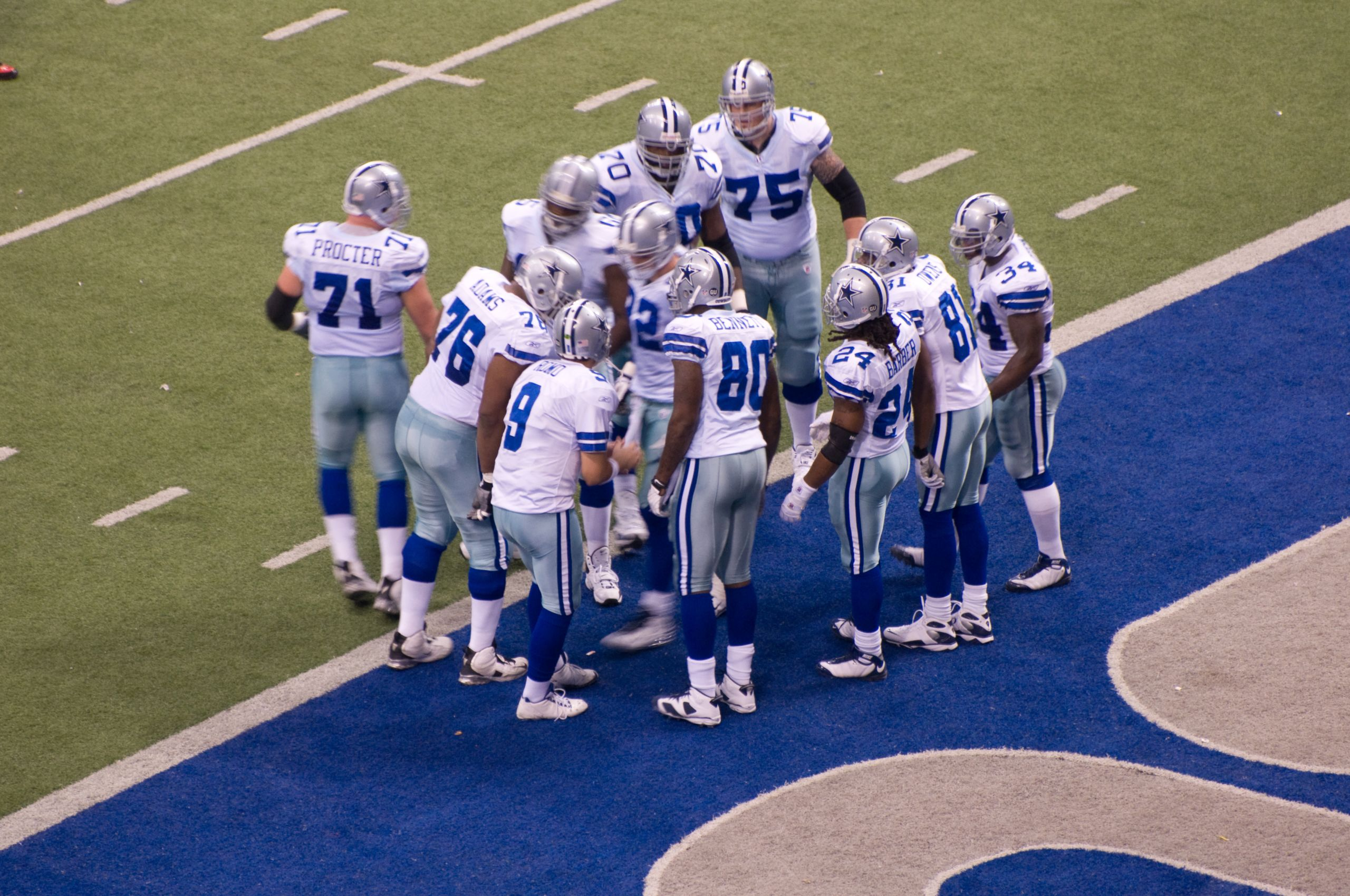 Dallas Cowboys Master Mind