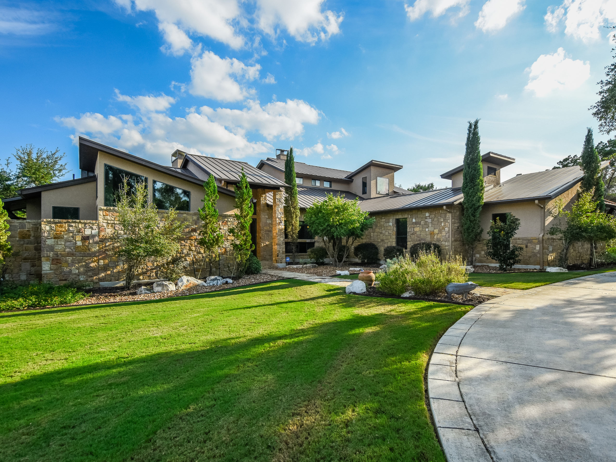 Luxury Living in New Braunfels