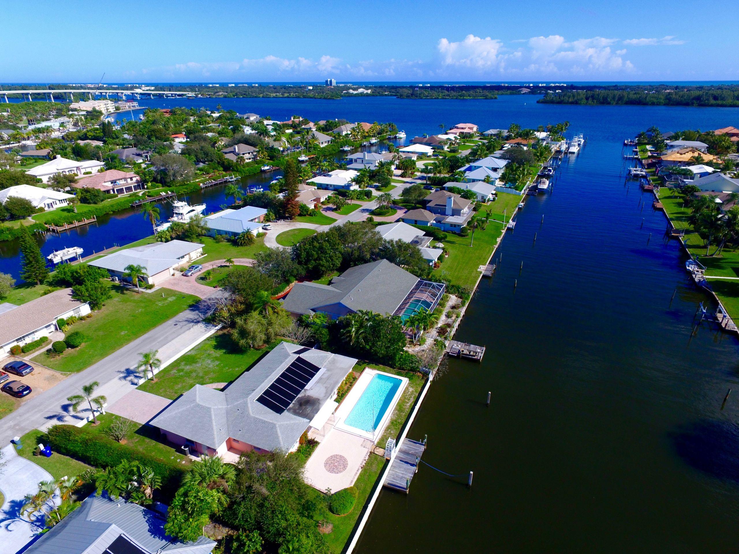 Vero Isles Intracoastal Homes