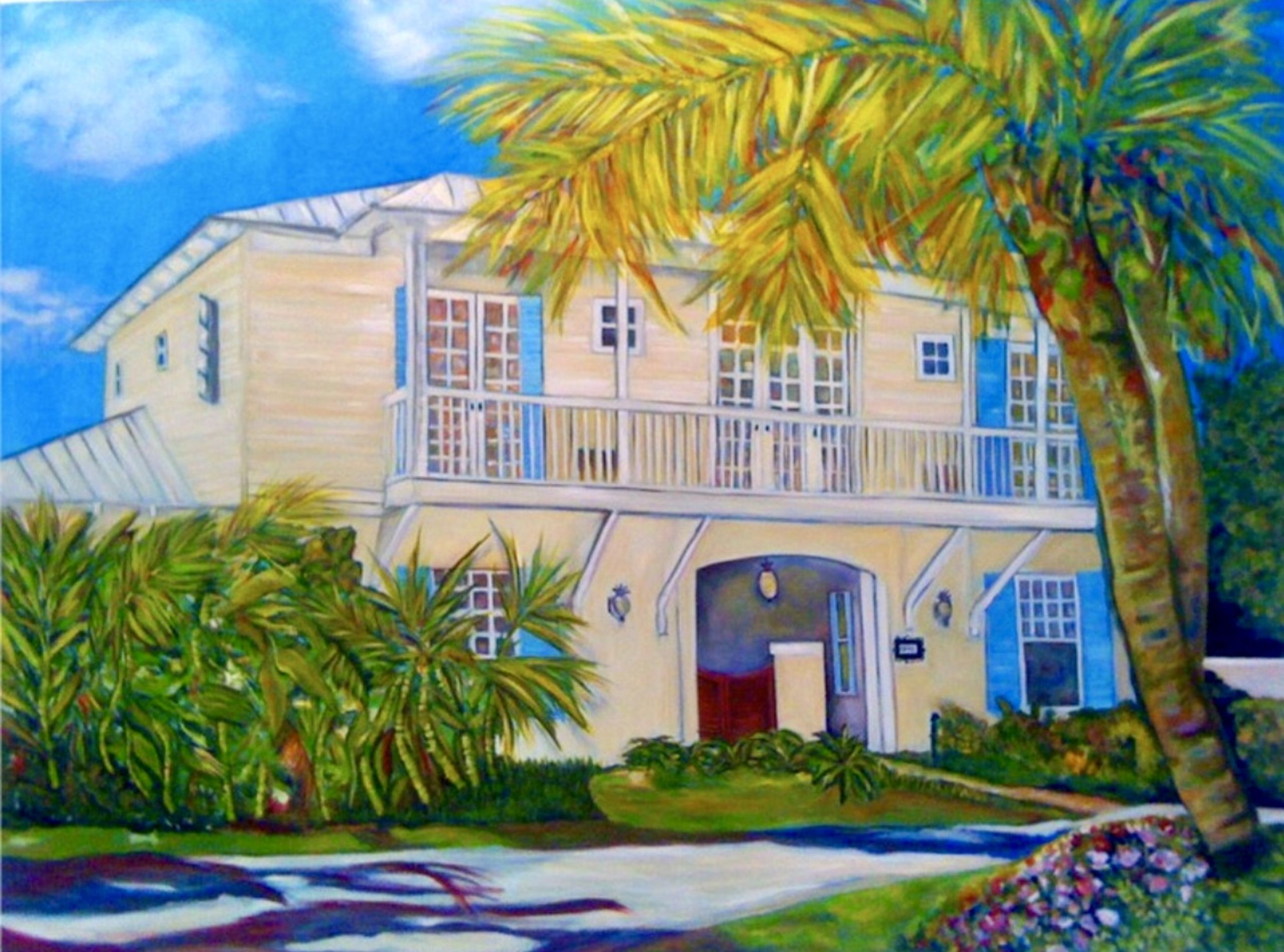 Castaway Cove Home Painting