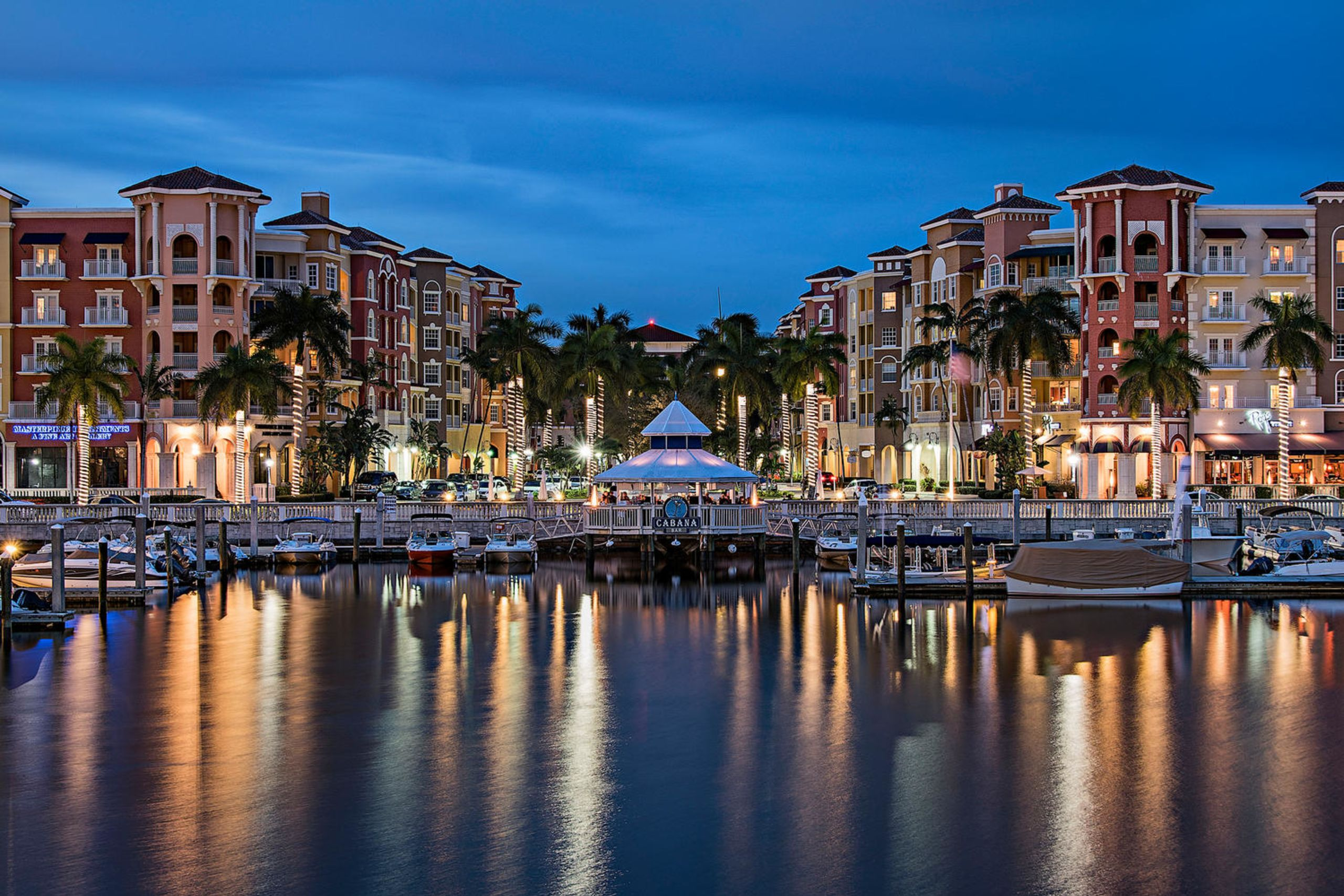 Bayfront Naples